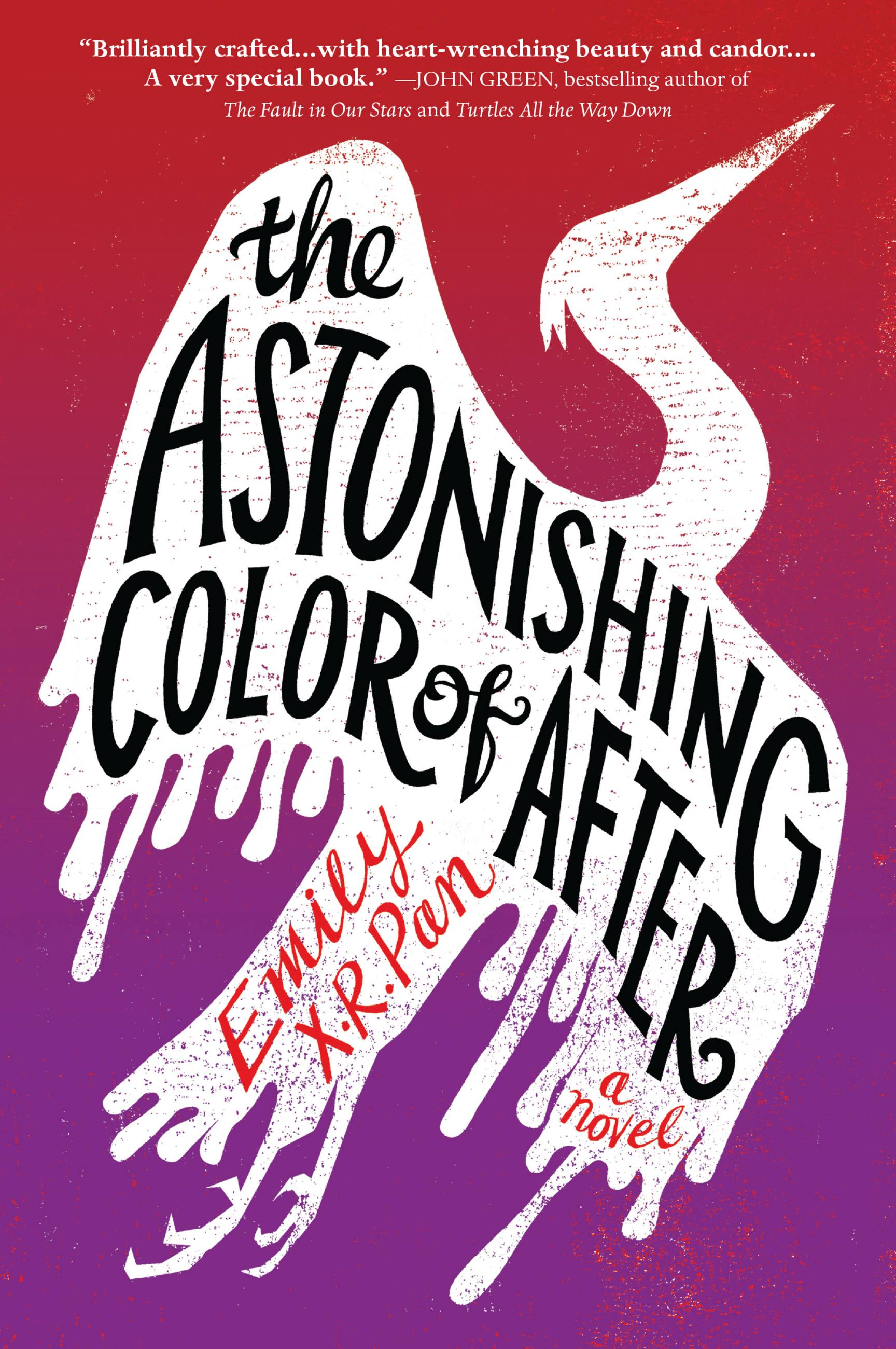 The Astonishing Color of After [electronic resource]