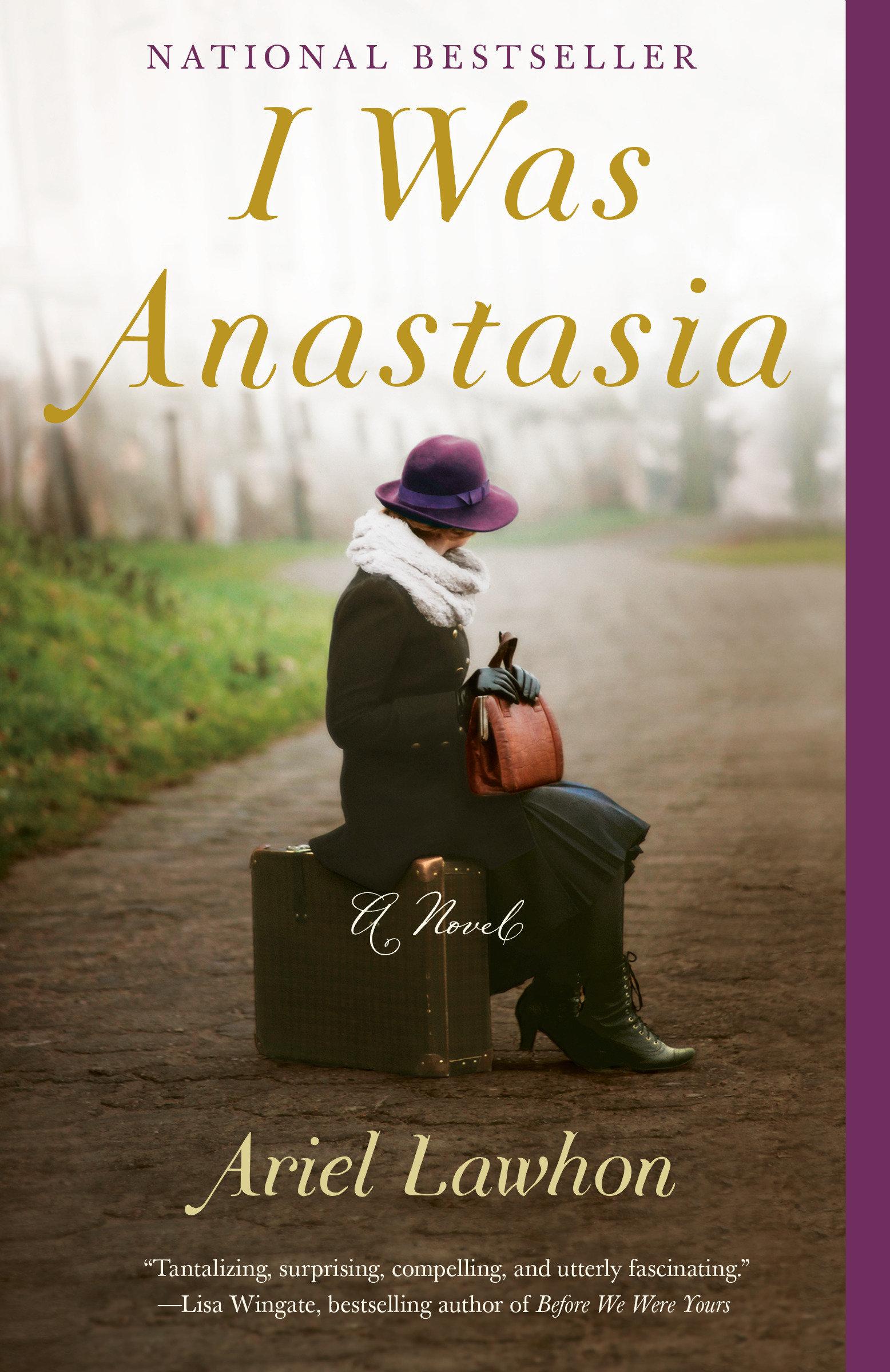 I was Anastasia a novel