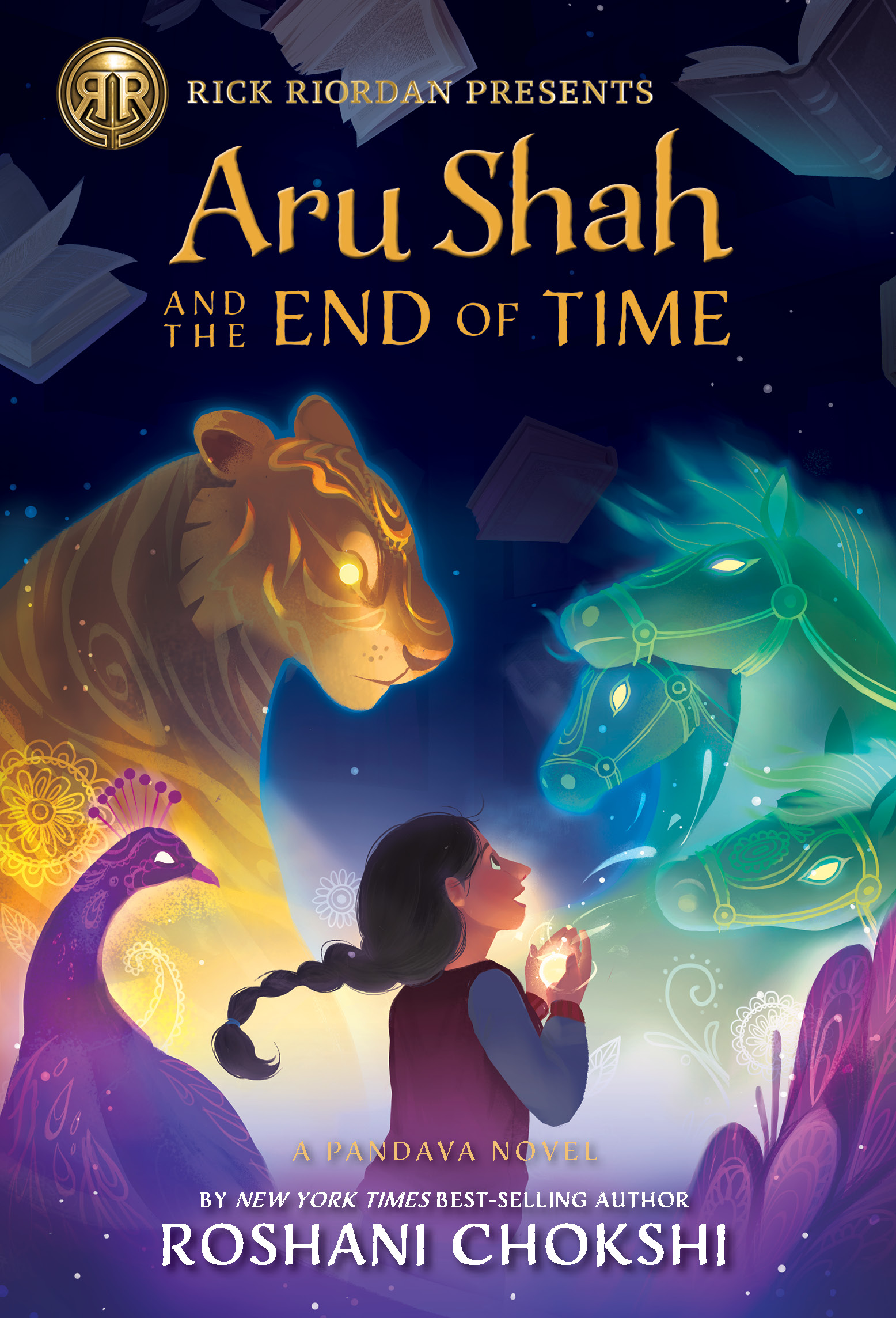 Aru Shah and the End of Time A Pandava Novel Book 1