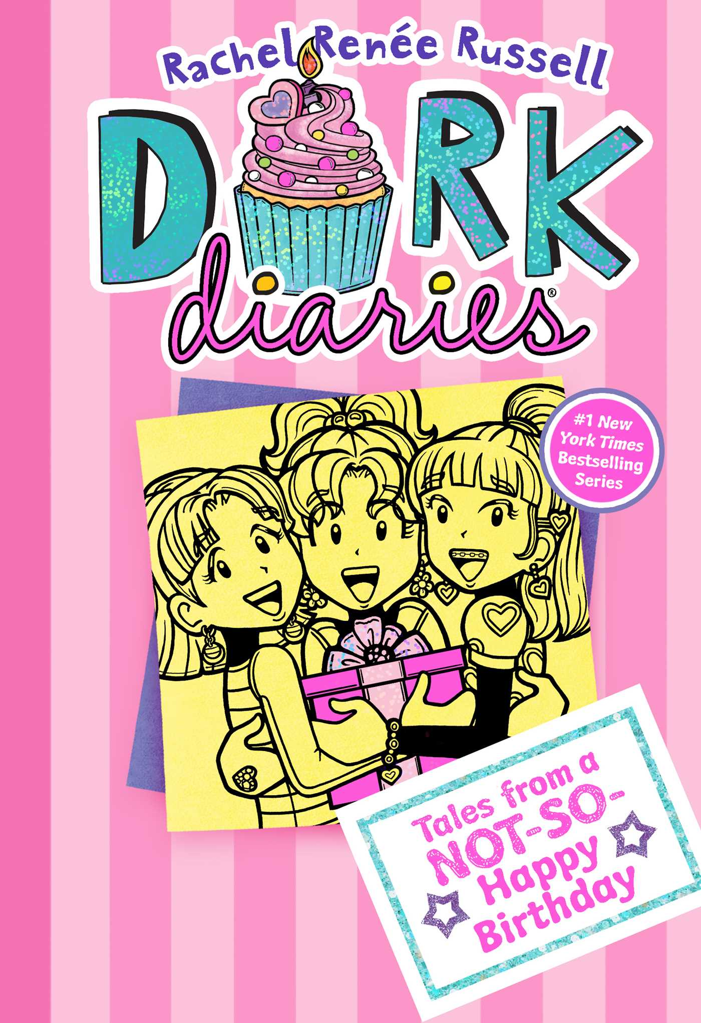 Cover image for Dork Diaries 13 [electronic resource] : Tales from a Not-So-Happy Birthday