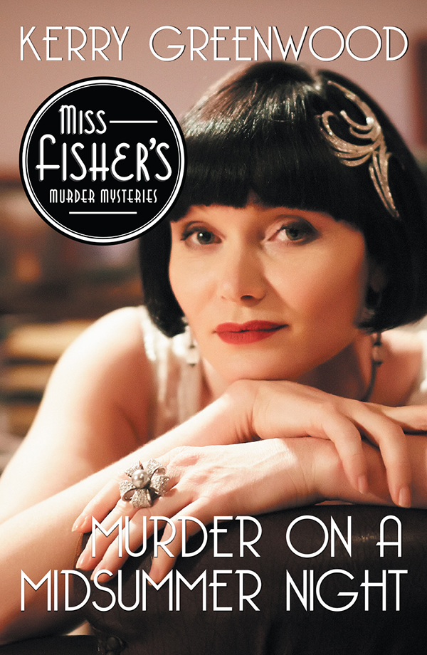 Murder on a Midsummer Night a Phryne Fisher mystery
