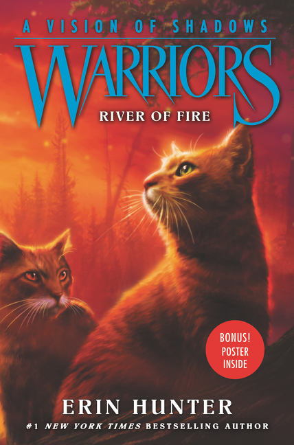 Cover image for Warriors: A Vision of Shadows #5: River of Fire [electronic resource] :