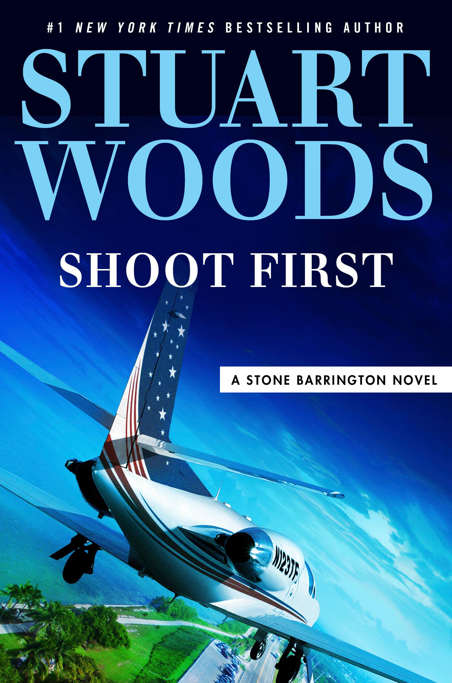 Shoot First [EBOOK]