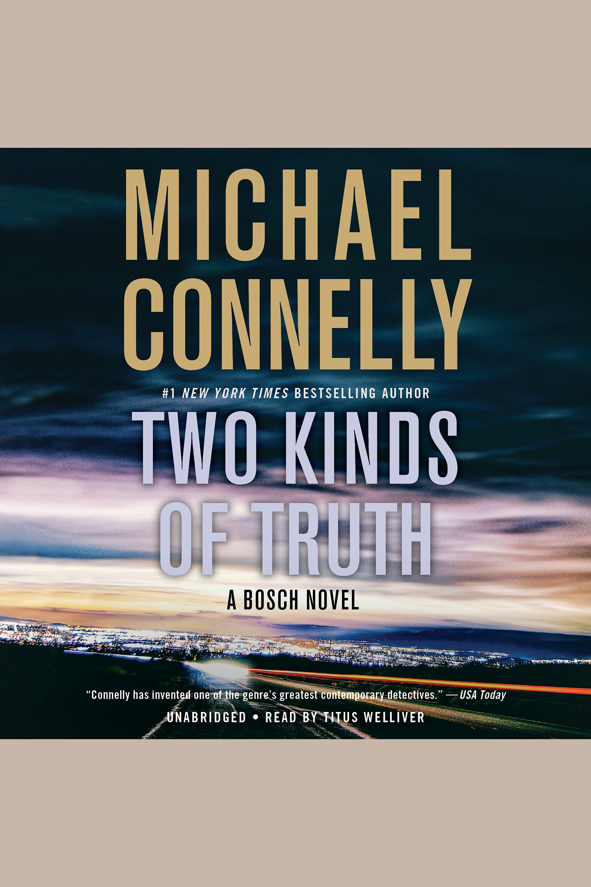Two Kinds of Truth [EAUDIOBOOK]
