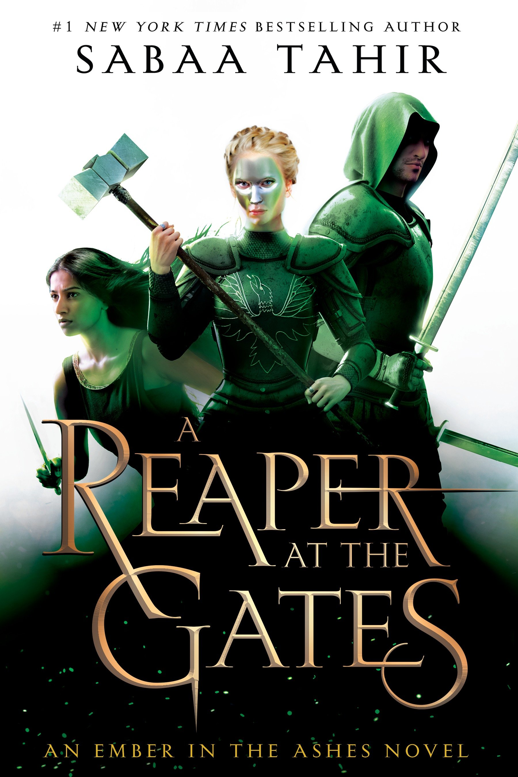 A reaper at the gates a novel