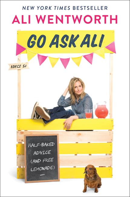 Go Ask Ali Half-Baked Advice (and Free Lemonade)