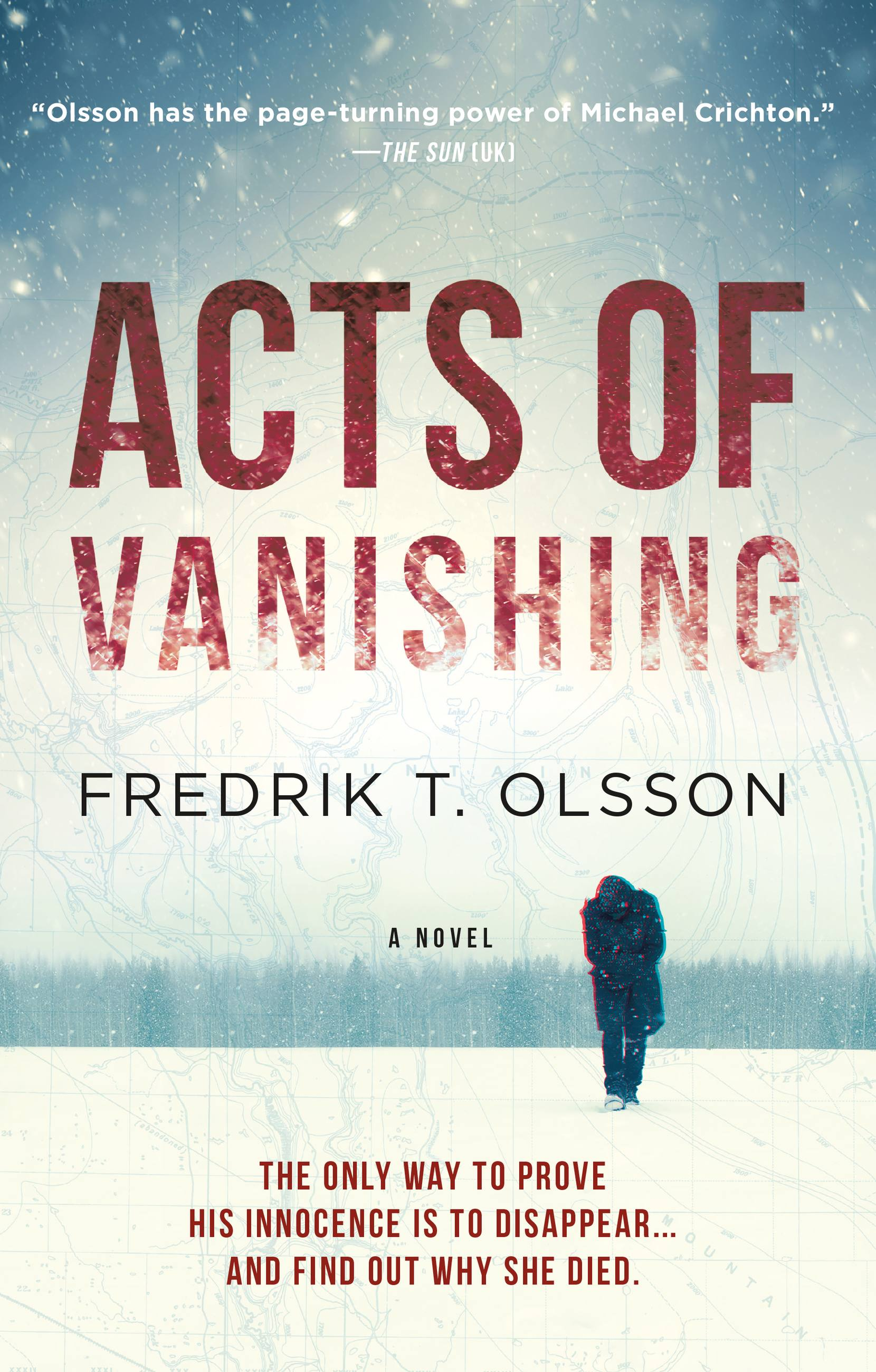 Acts of Vanishing A Novel