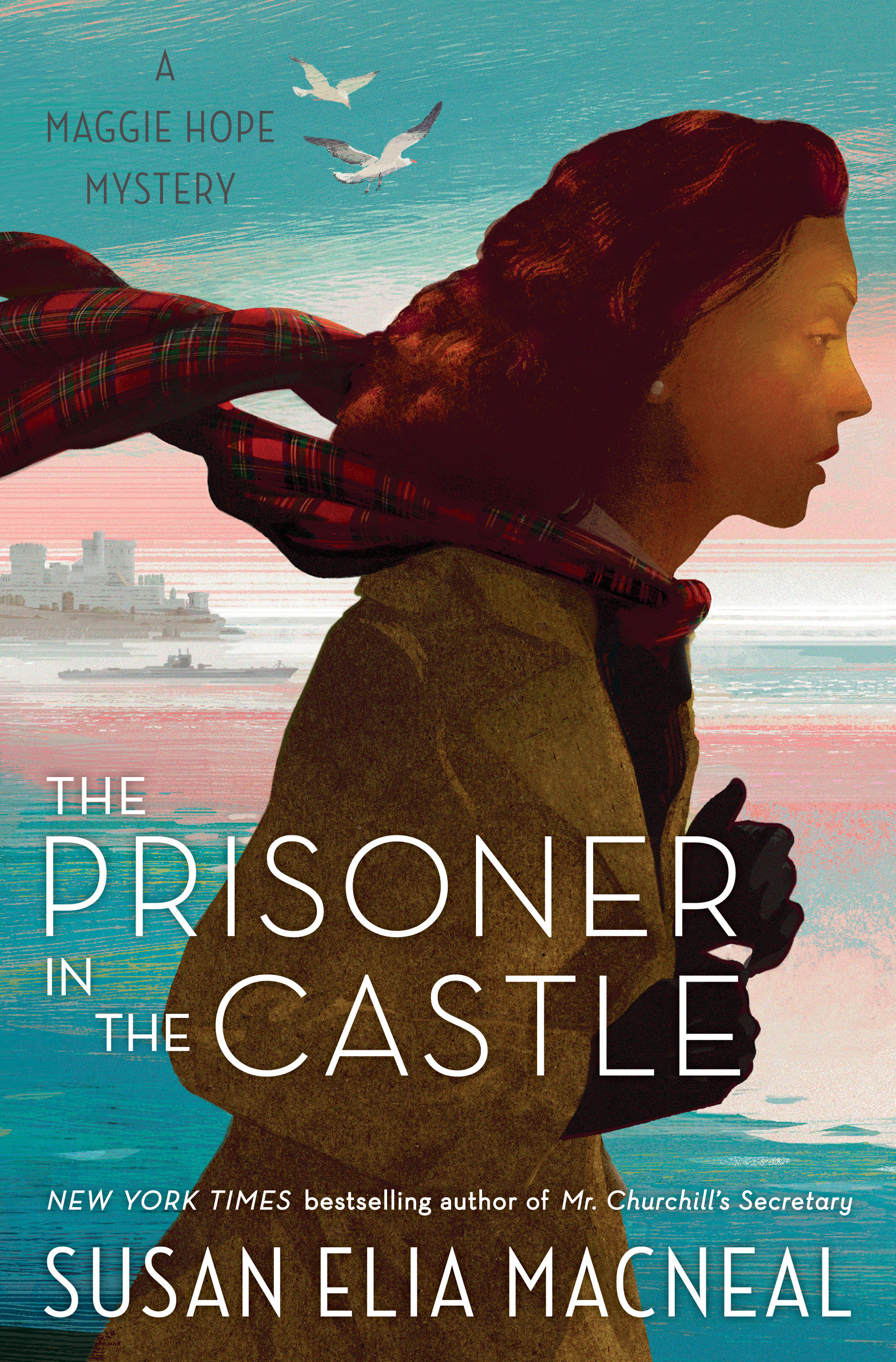 The Prisoner in the Castle A Maggie Hope Mystery