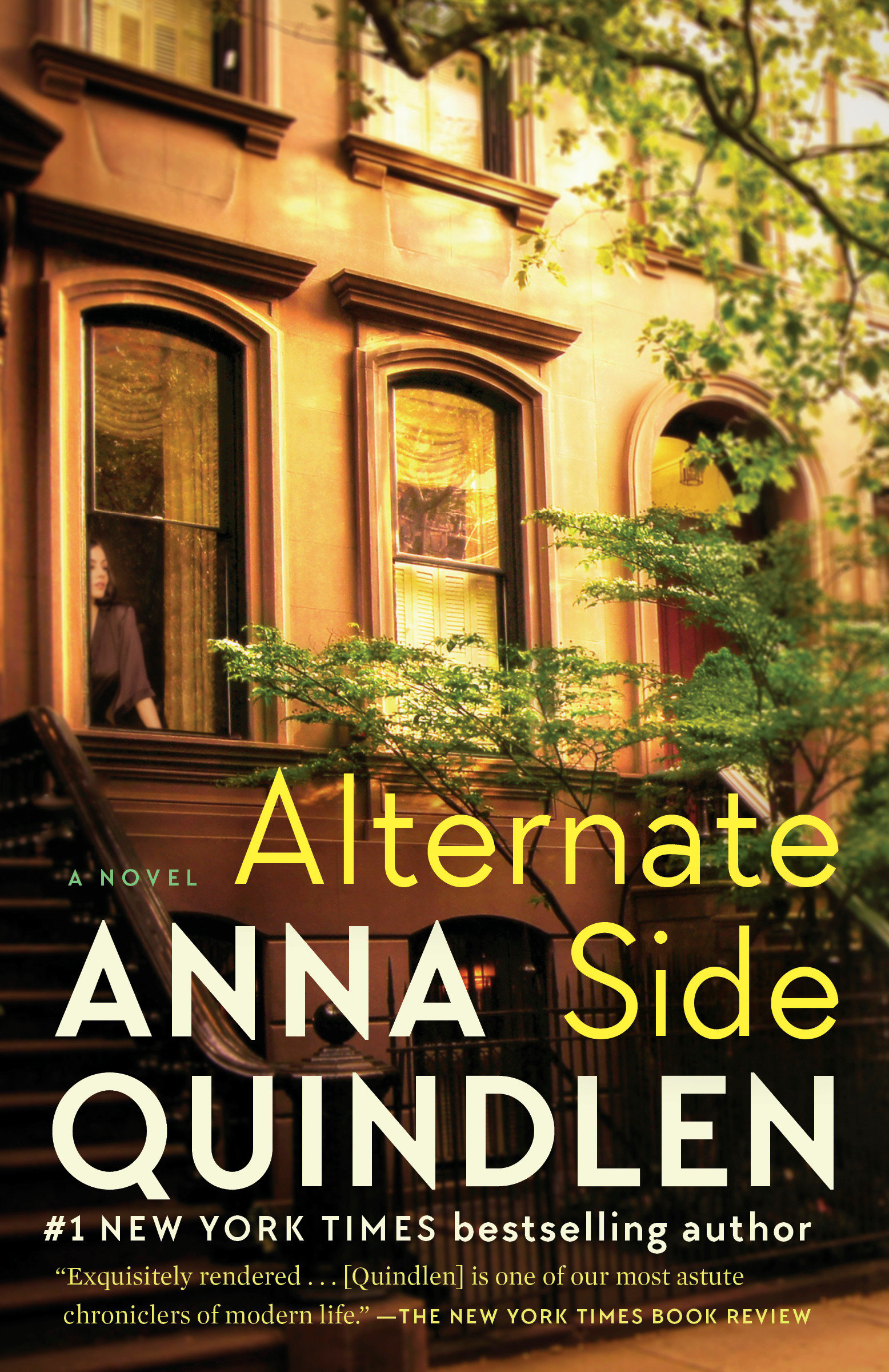 Alternate Side A Novel