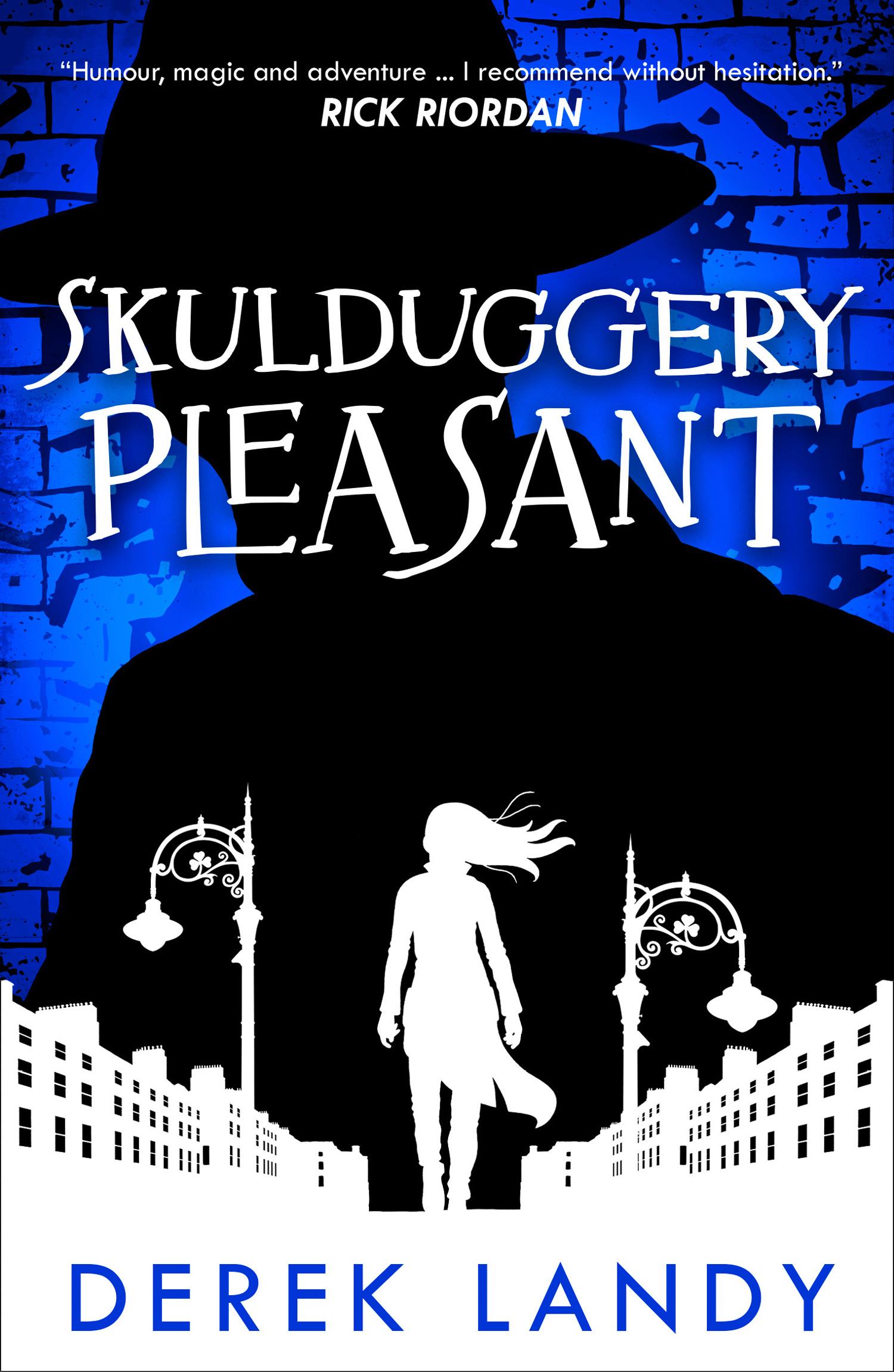 Skulduggery Pleasant (Skulduggery Pleasant, Book 1) [electronic resource]