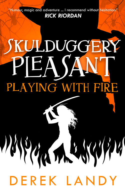 Playing With Fire (Skulduggery Pleasant, Book 2) [electronic resource]