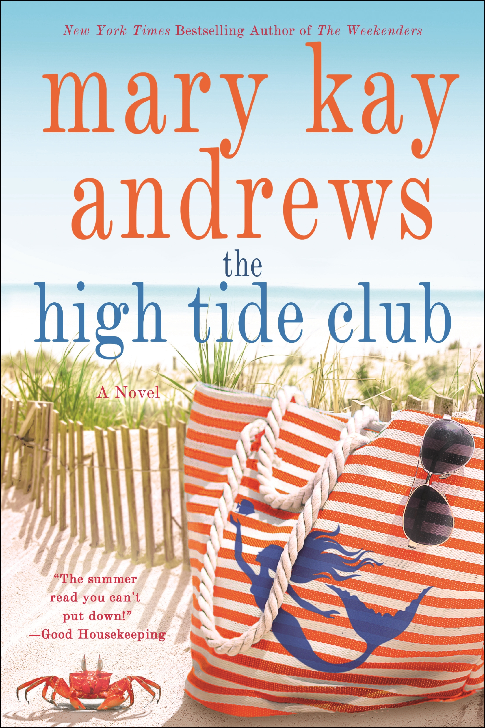 The High Tide Club A Novel