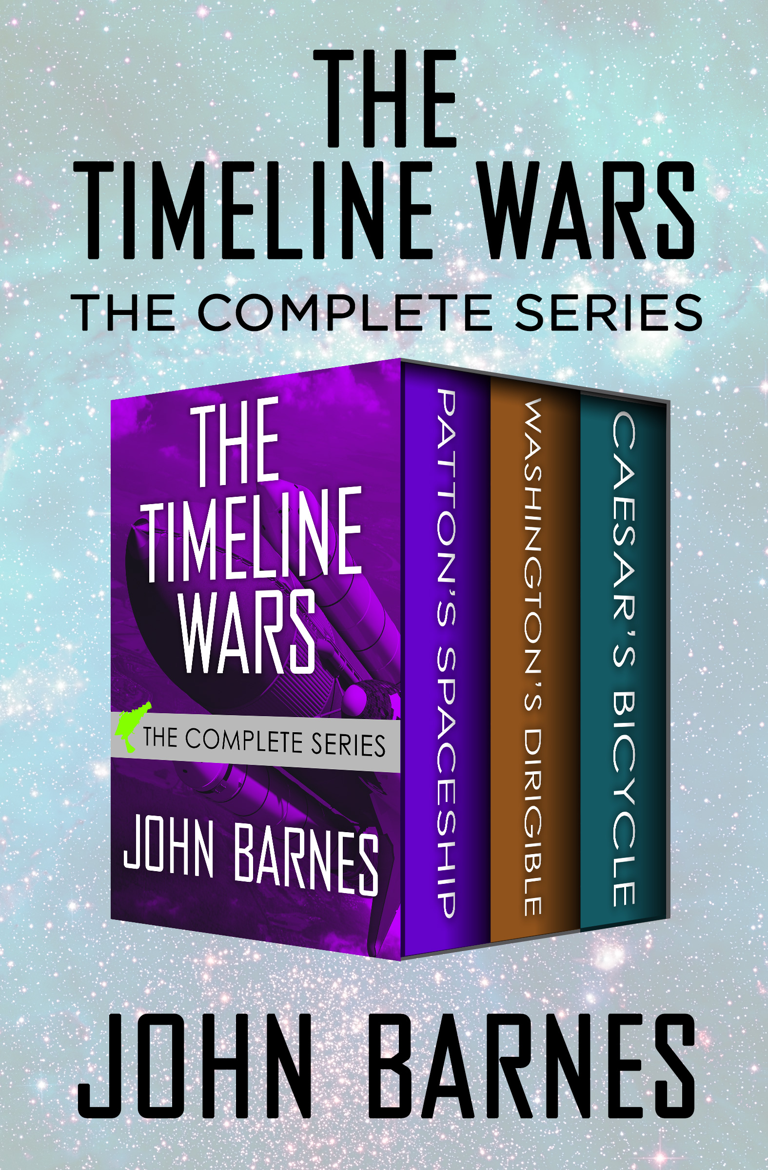 The Timeline Wars The Complete Series