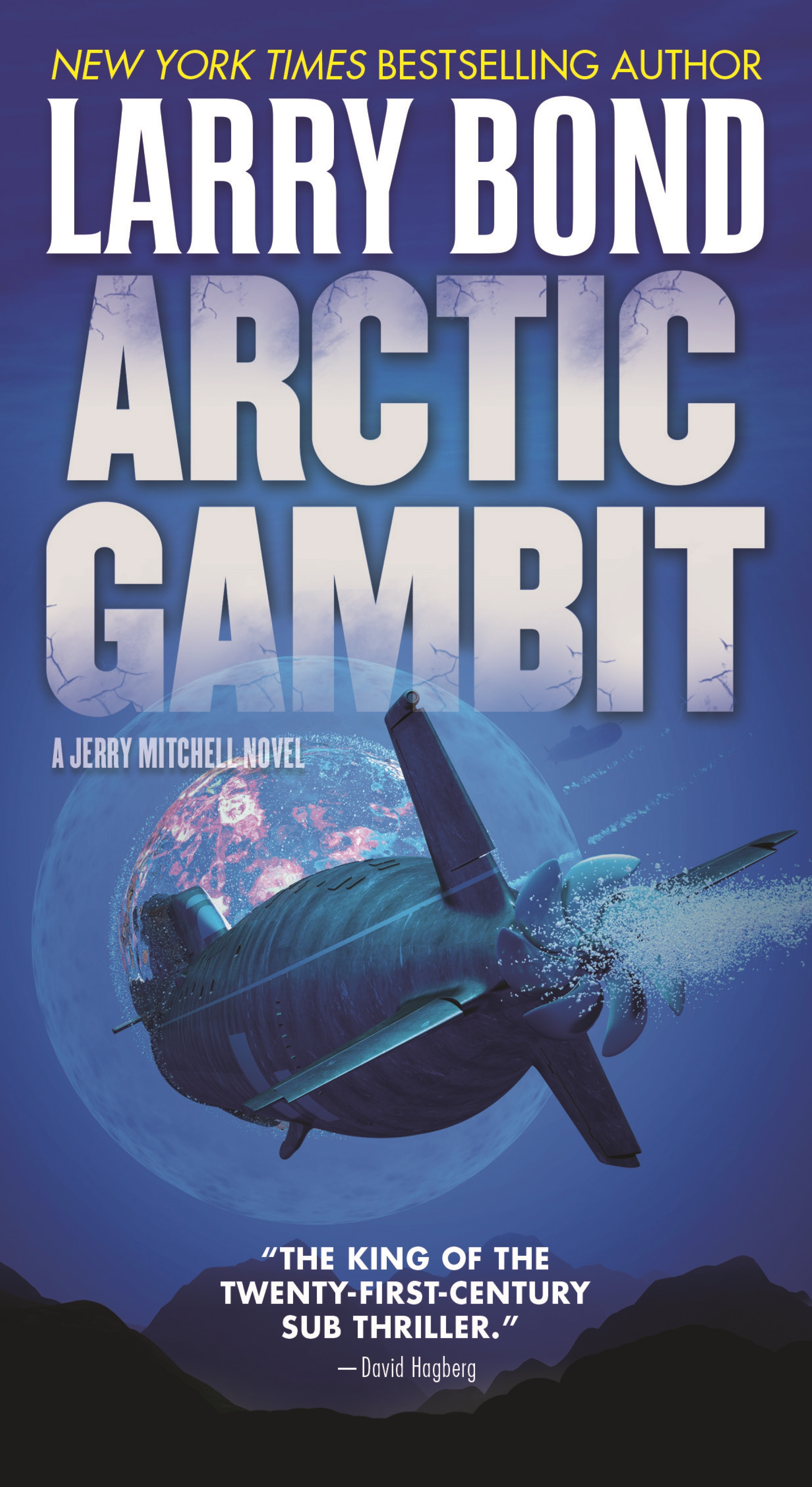 Arctic gambit : A Jerry Mitchell Novel