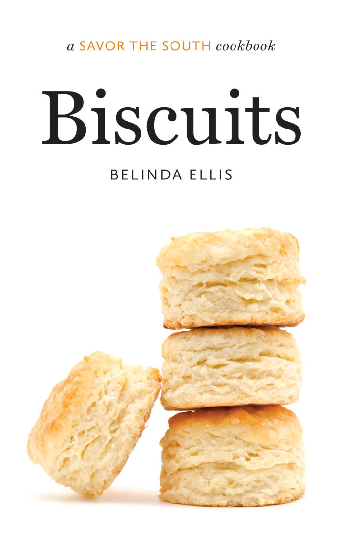 Biscuits a Savor the South® cookbook