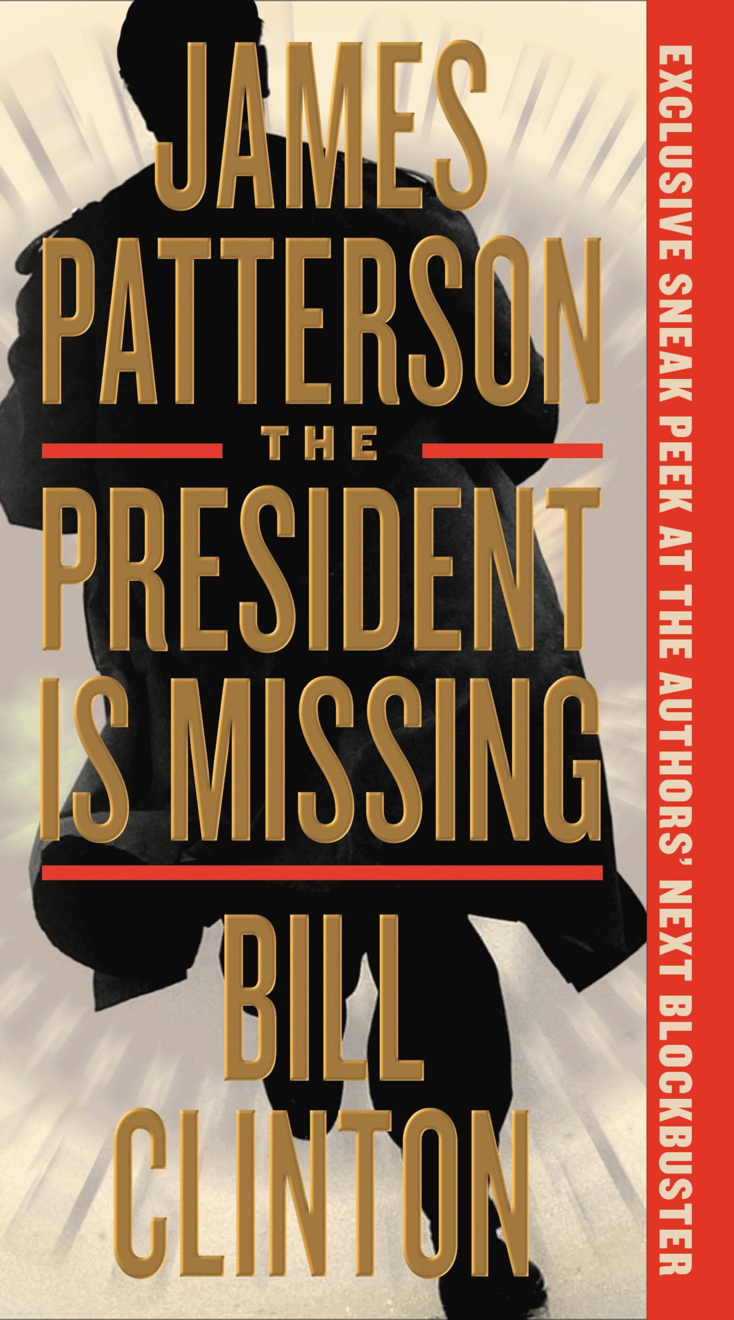 The President Is Missing a novel