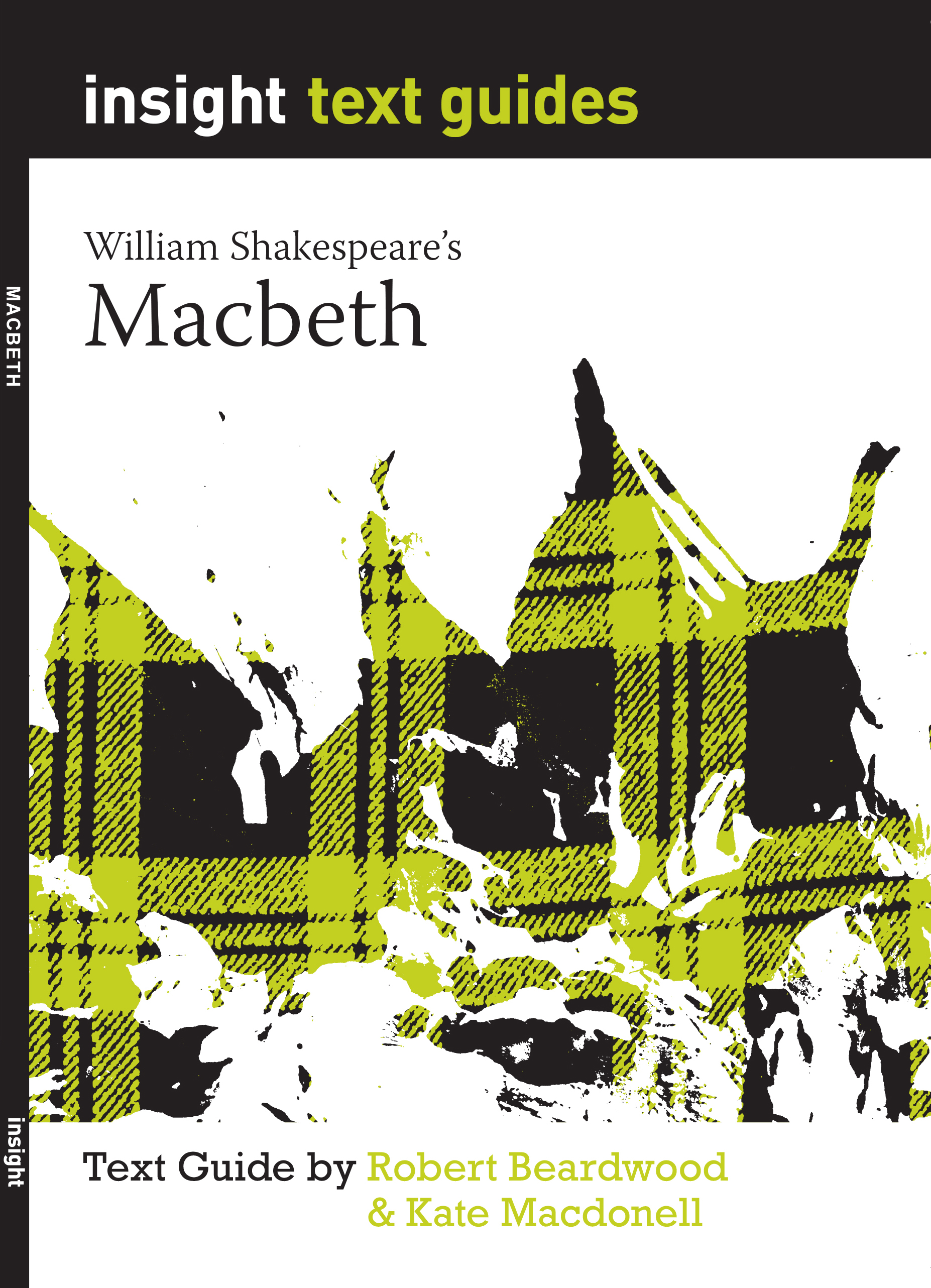 Cover image for Macbeth [electronic resource] : Text Guide