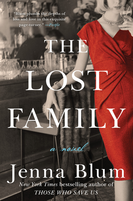 The lost family a novel