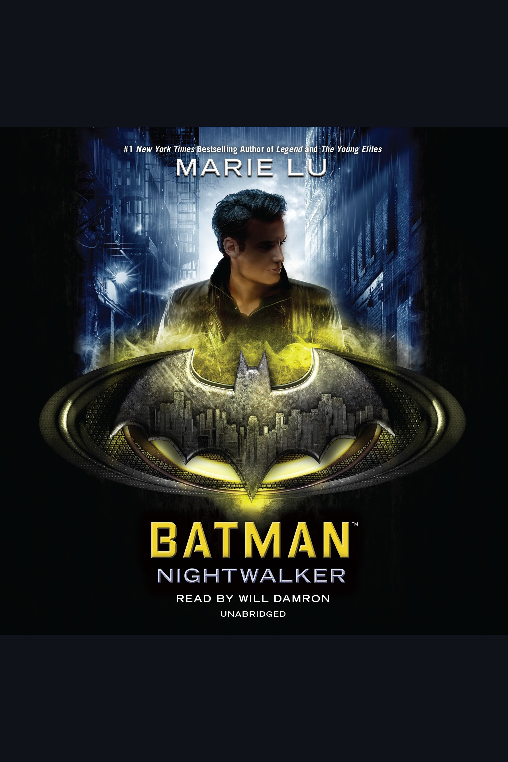 Cover image for Batman: Nightwalker [electronic resource] :