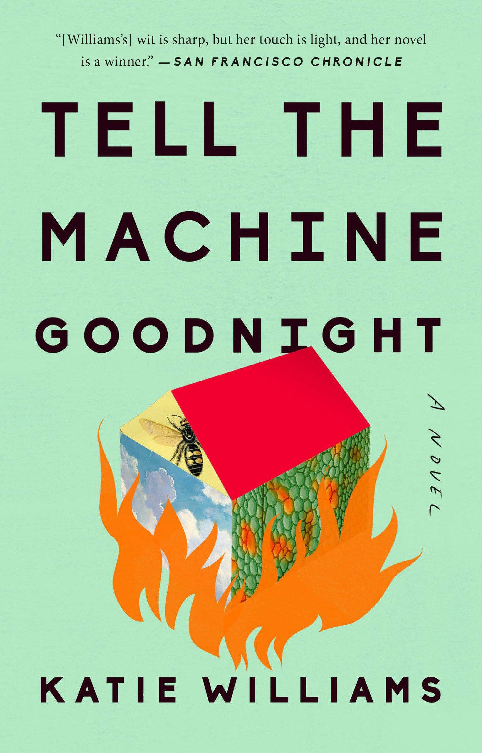 Tell the Machine Goodnight A Novel