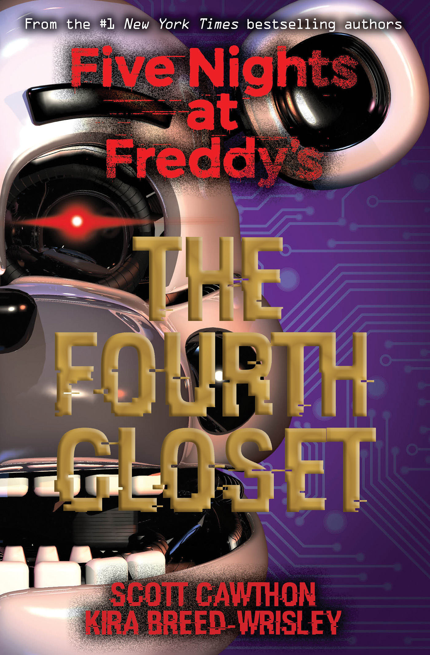 The Fourth Closet (Five Nights at Freddy's)