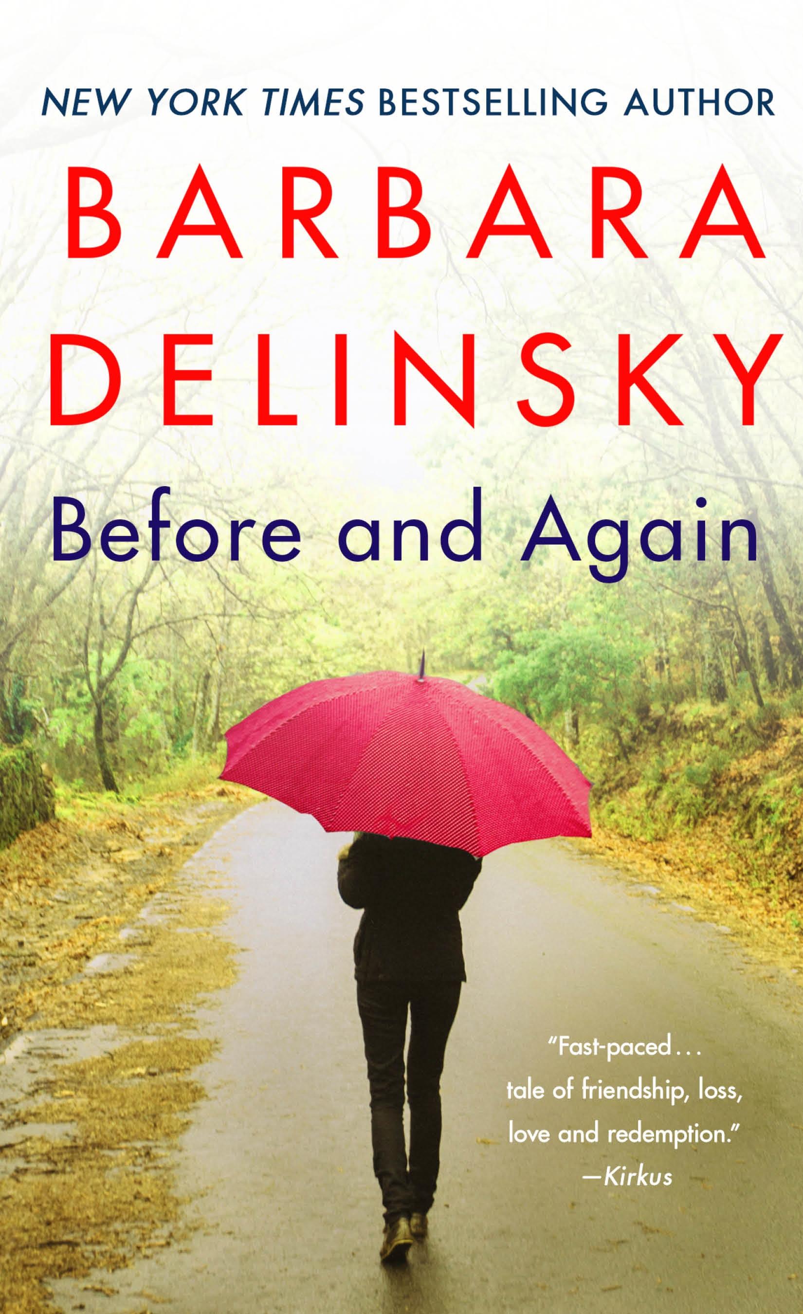 Before and Again A Novel