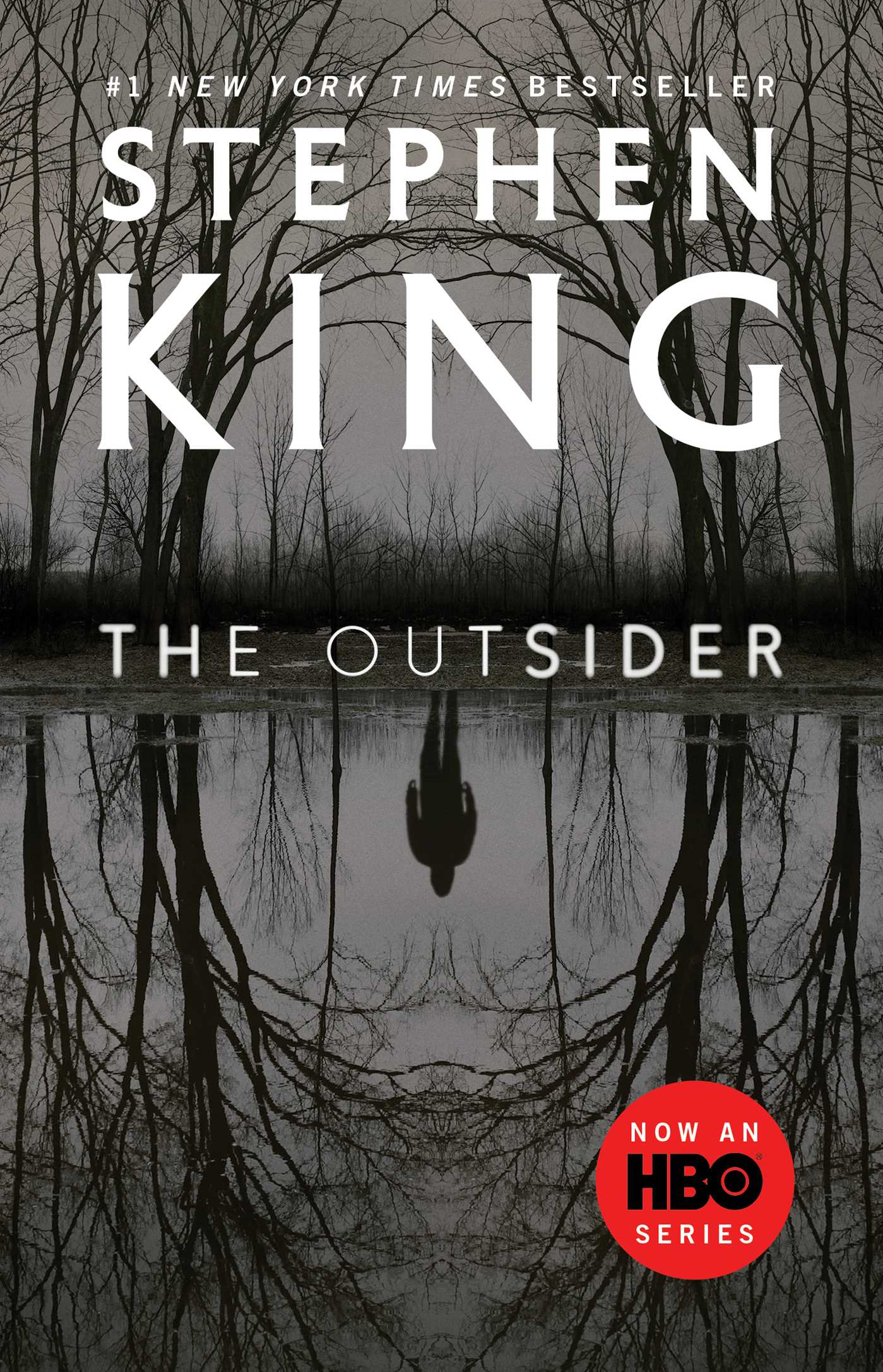 The Outsider A Novel