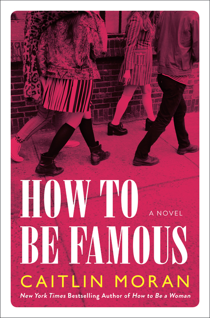 How to Be Famous A Novel