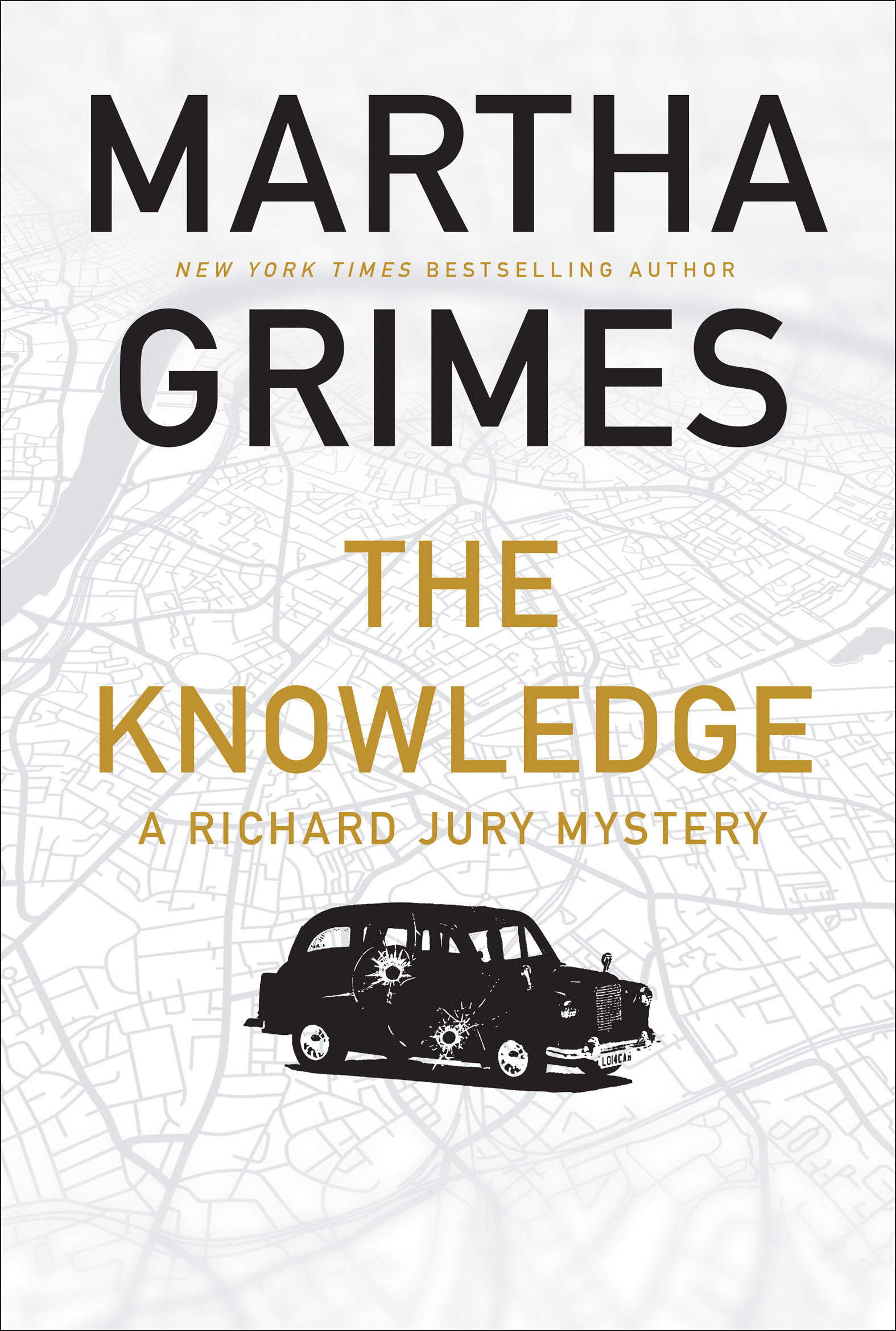 The Knowledge A Richard Jury Mystery
