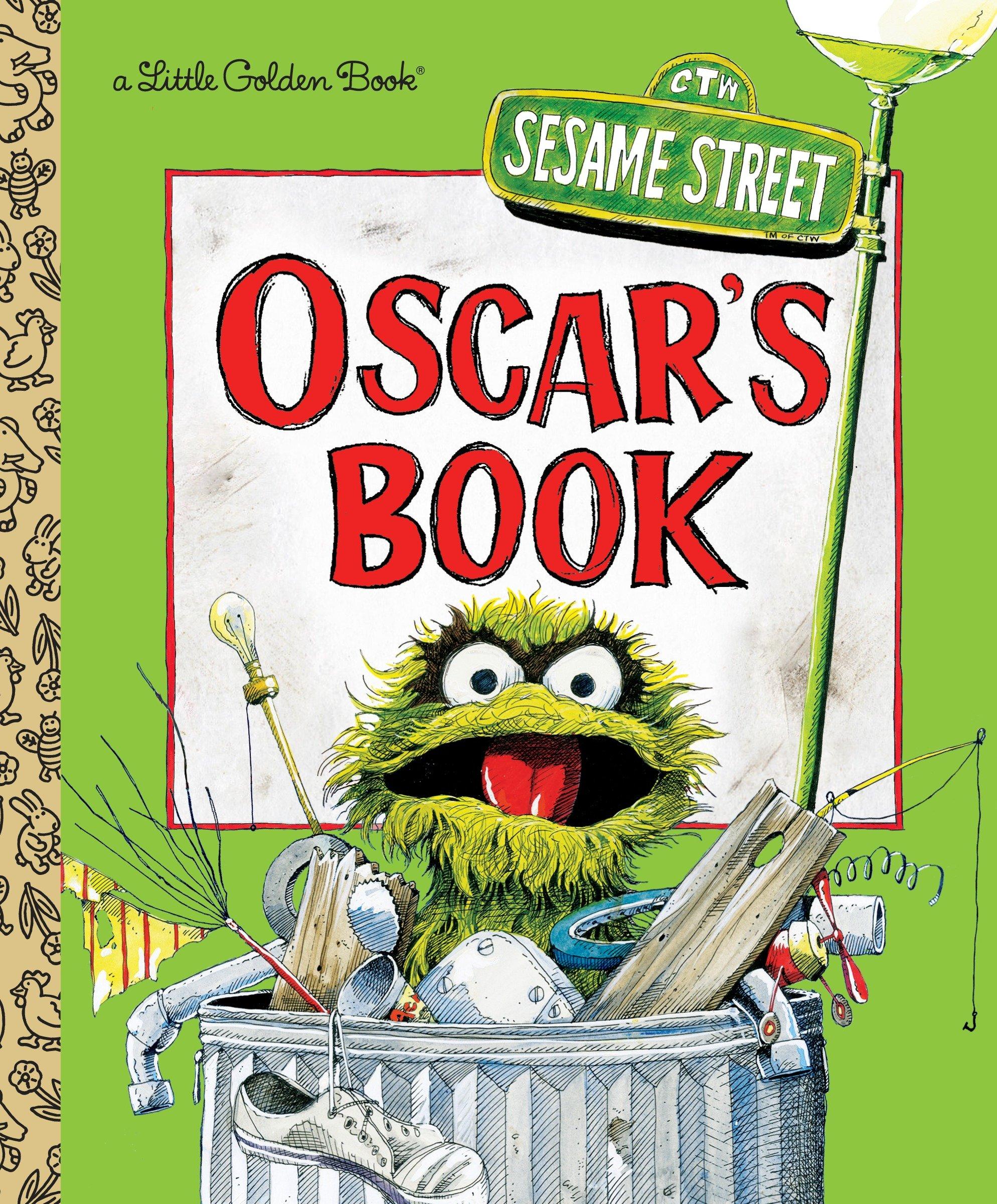 Oscar's Book (Sesame Street)