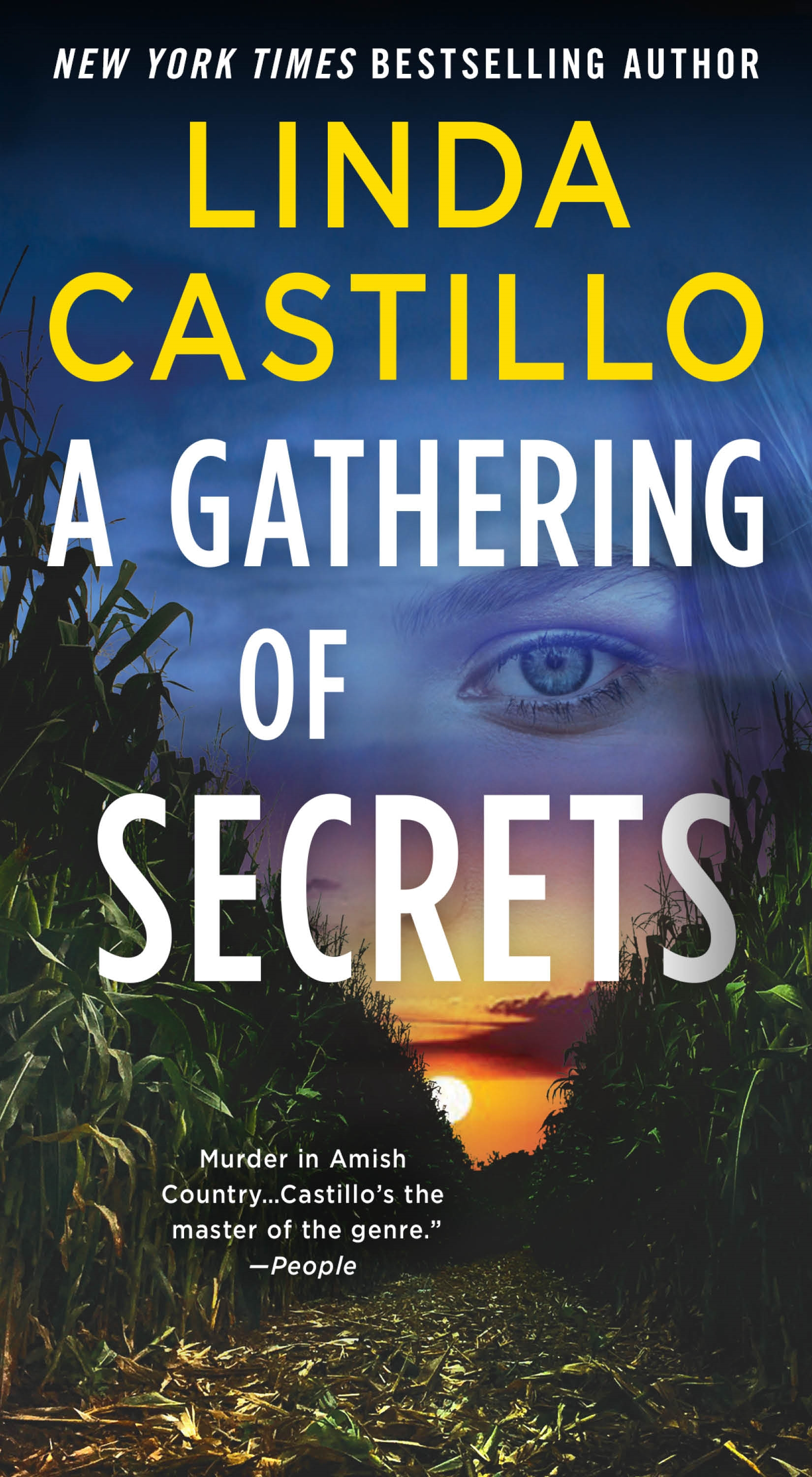 A Gathering of Secrets A Kate Burkholder Novel