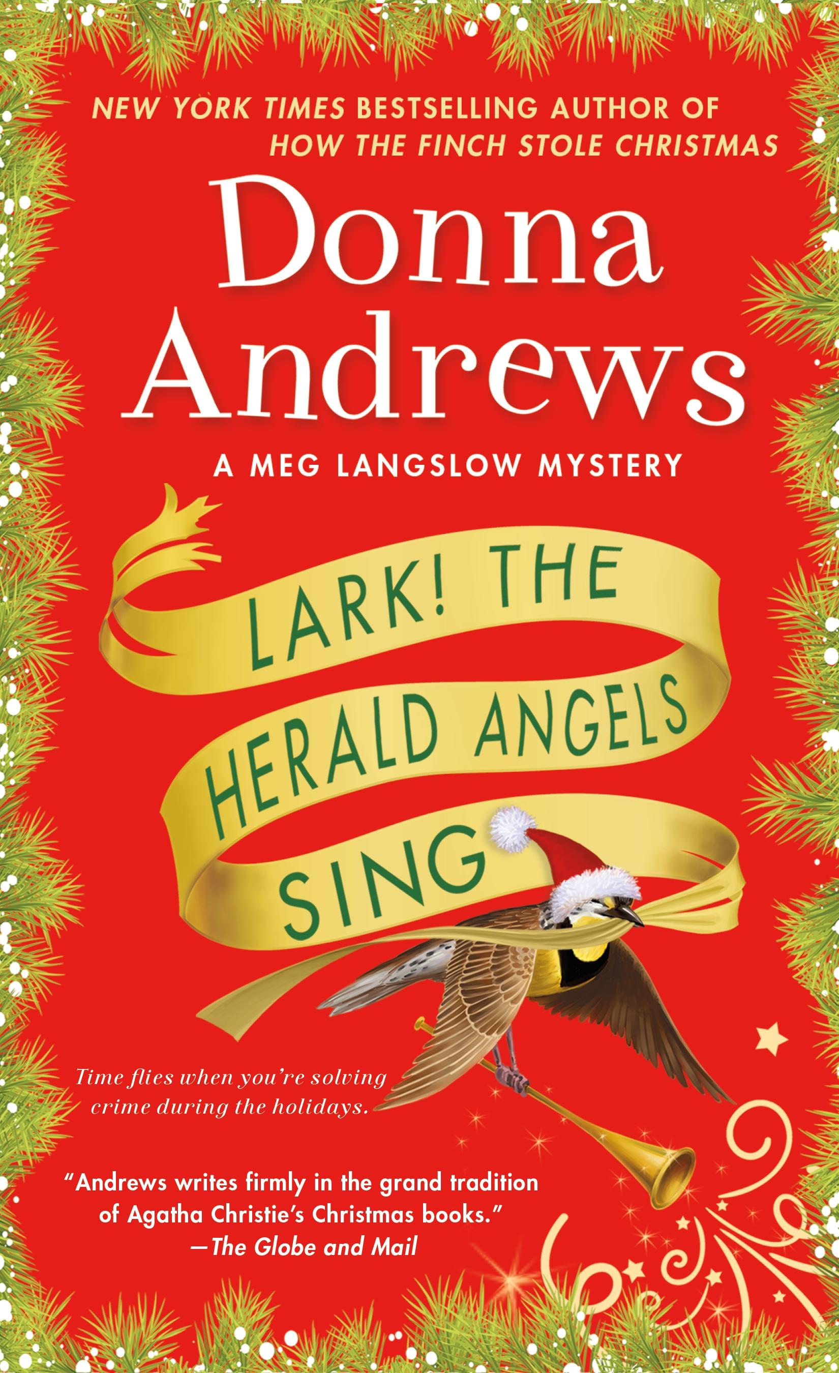 Lark! The Herald Angels Sing A Meg Langslow Mystery