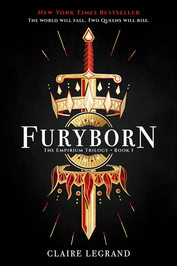 Furyborn [electronic resource]