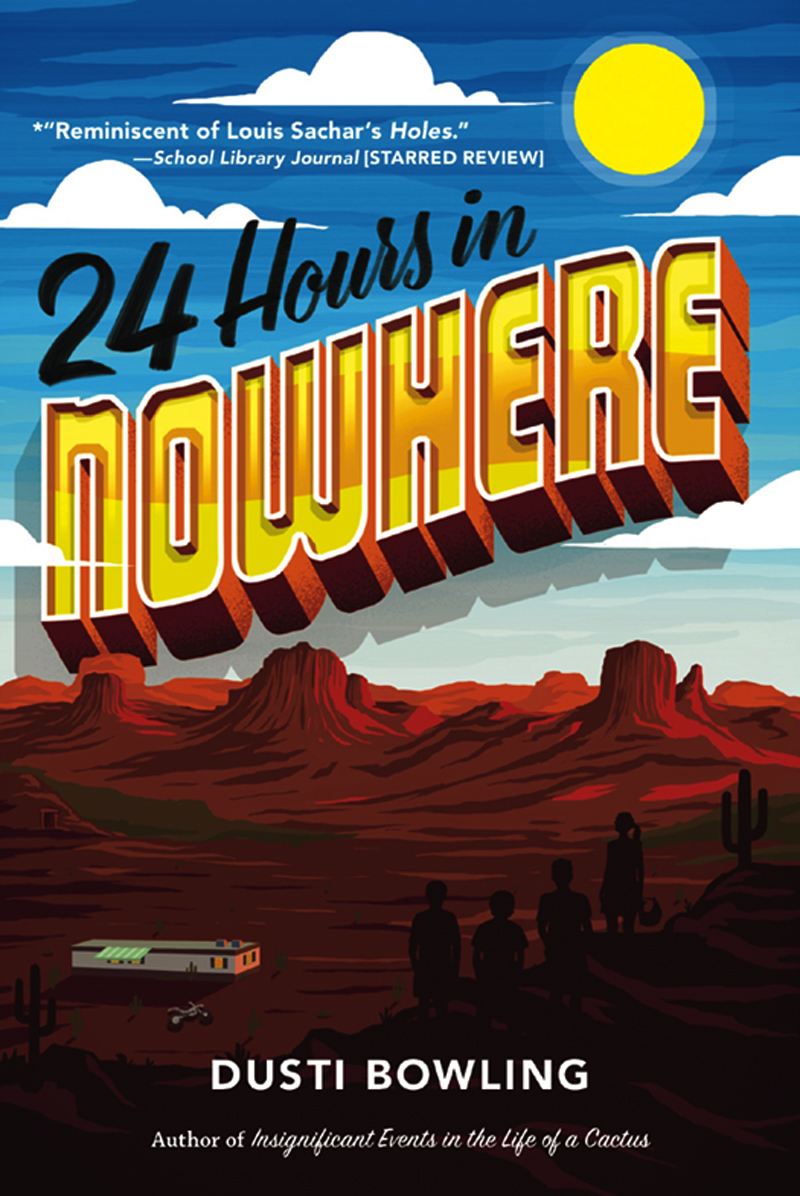 24 Hours in Nowhere [electronic resource]