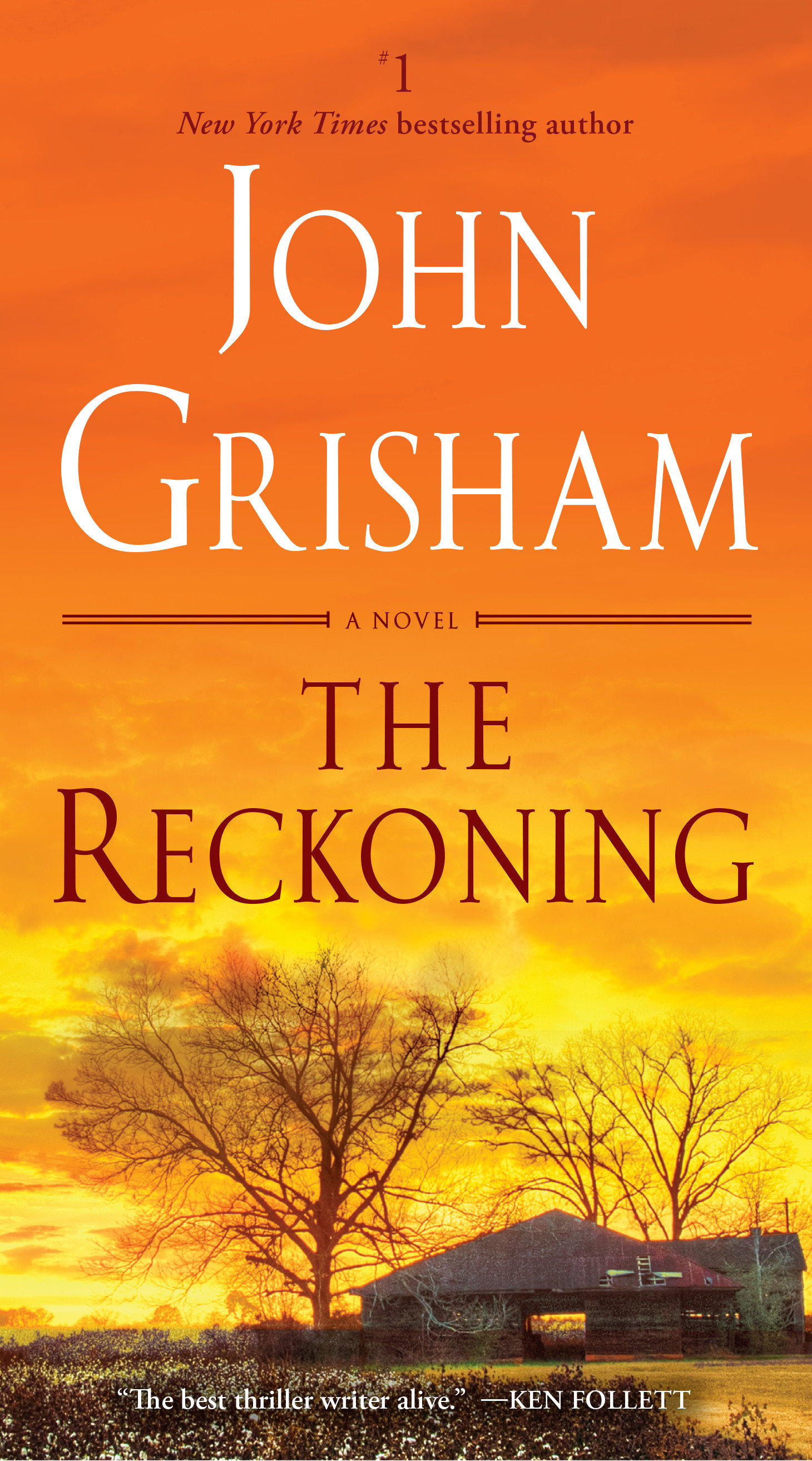 The Reckoning A Novel