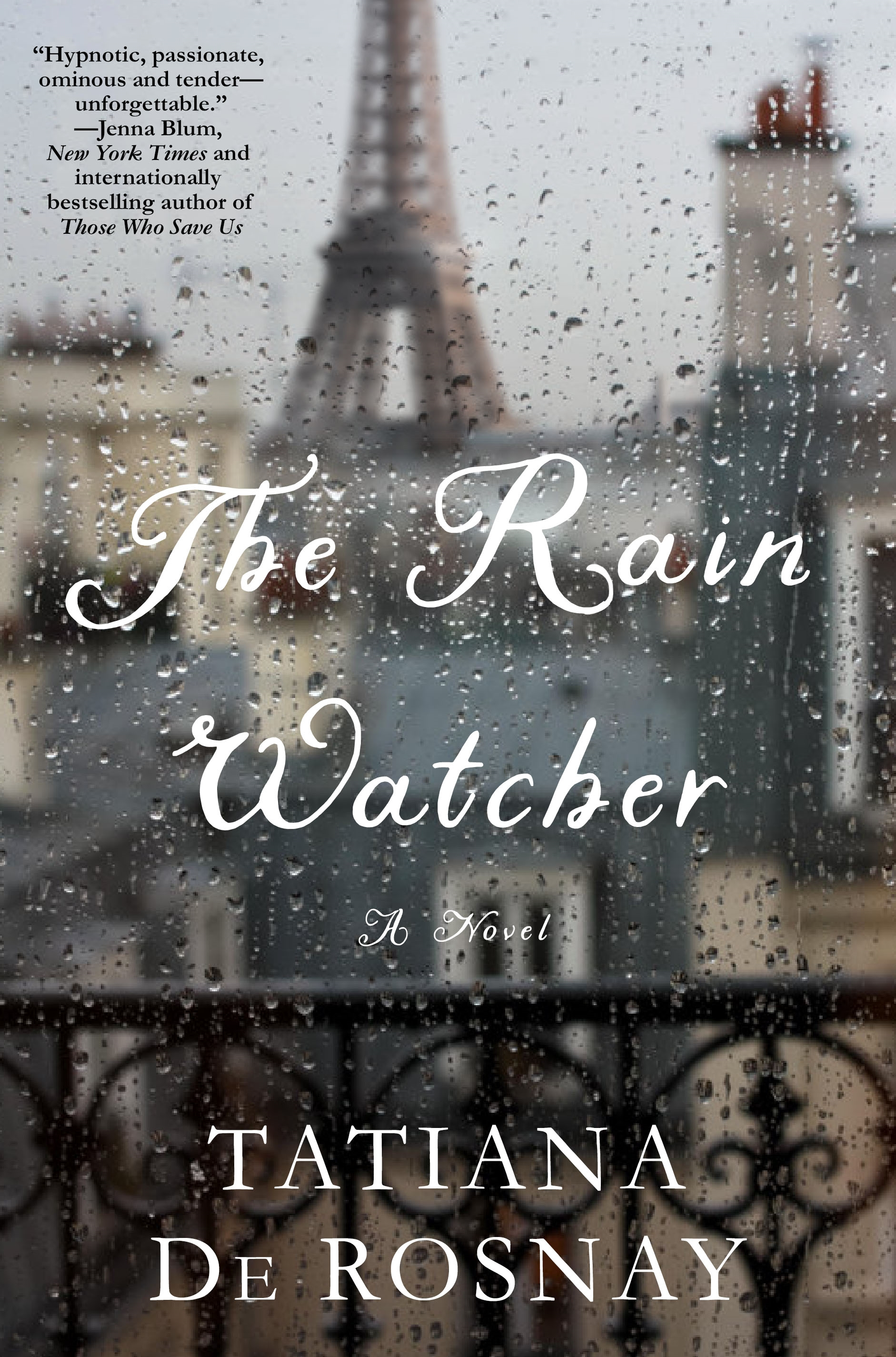 The Rain Watcher A Novel