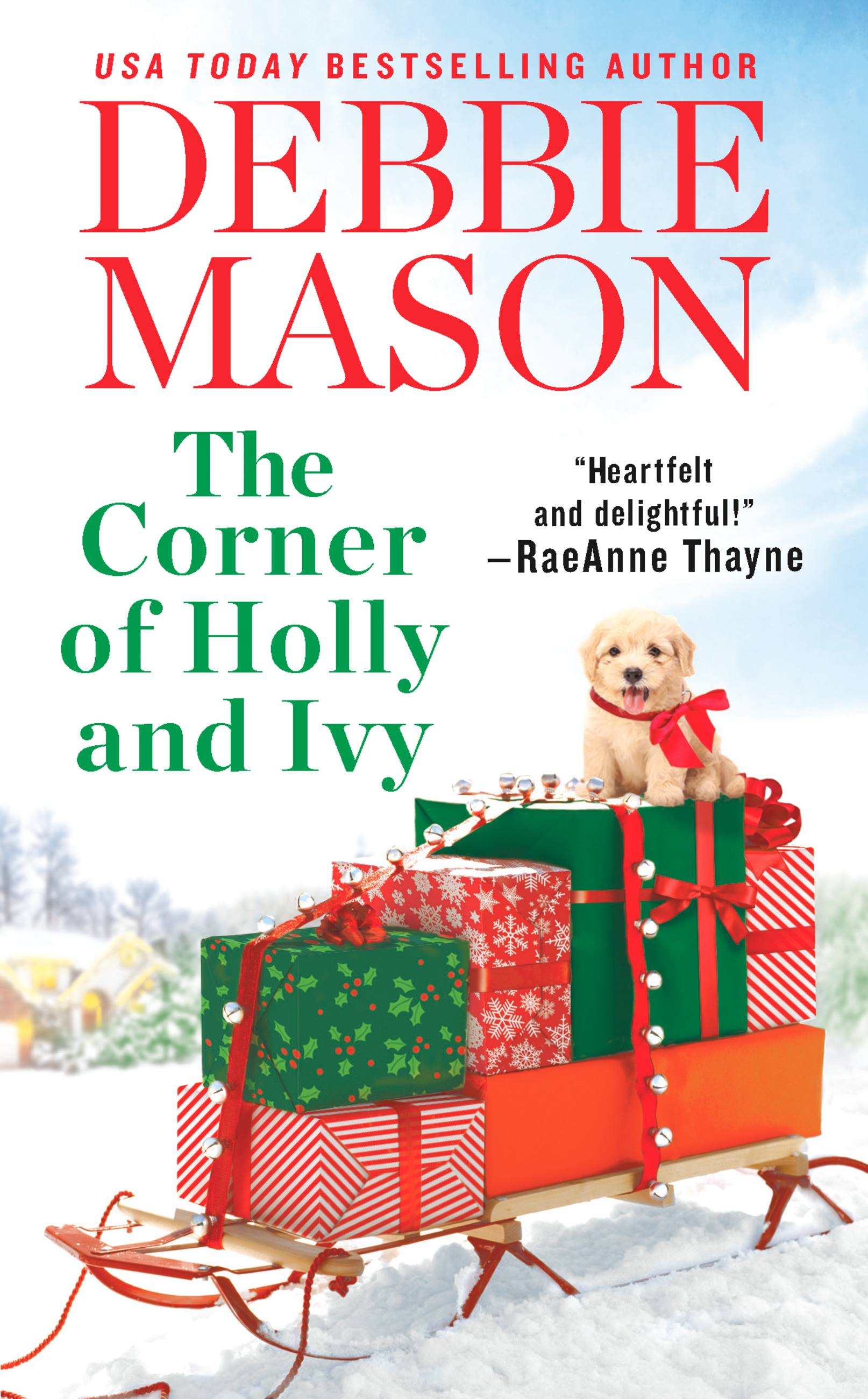 The Corner of Holly and Ivy A feel-good Christmas romance