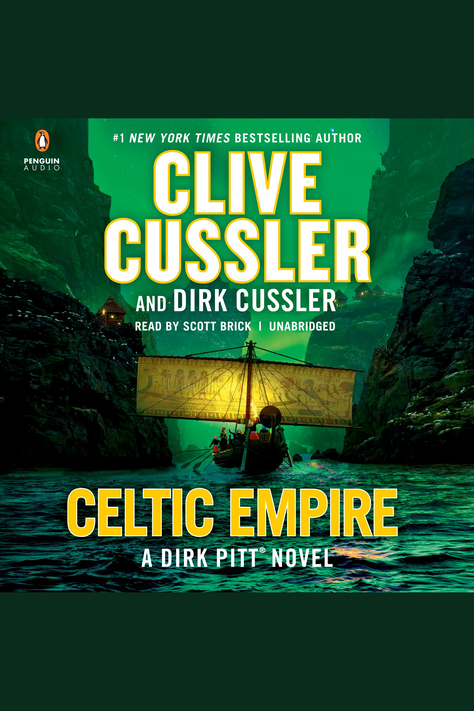Celtic Empire A Dirk Pitt Adventure