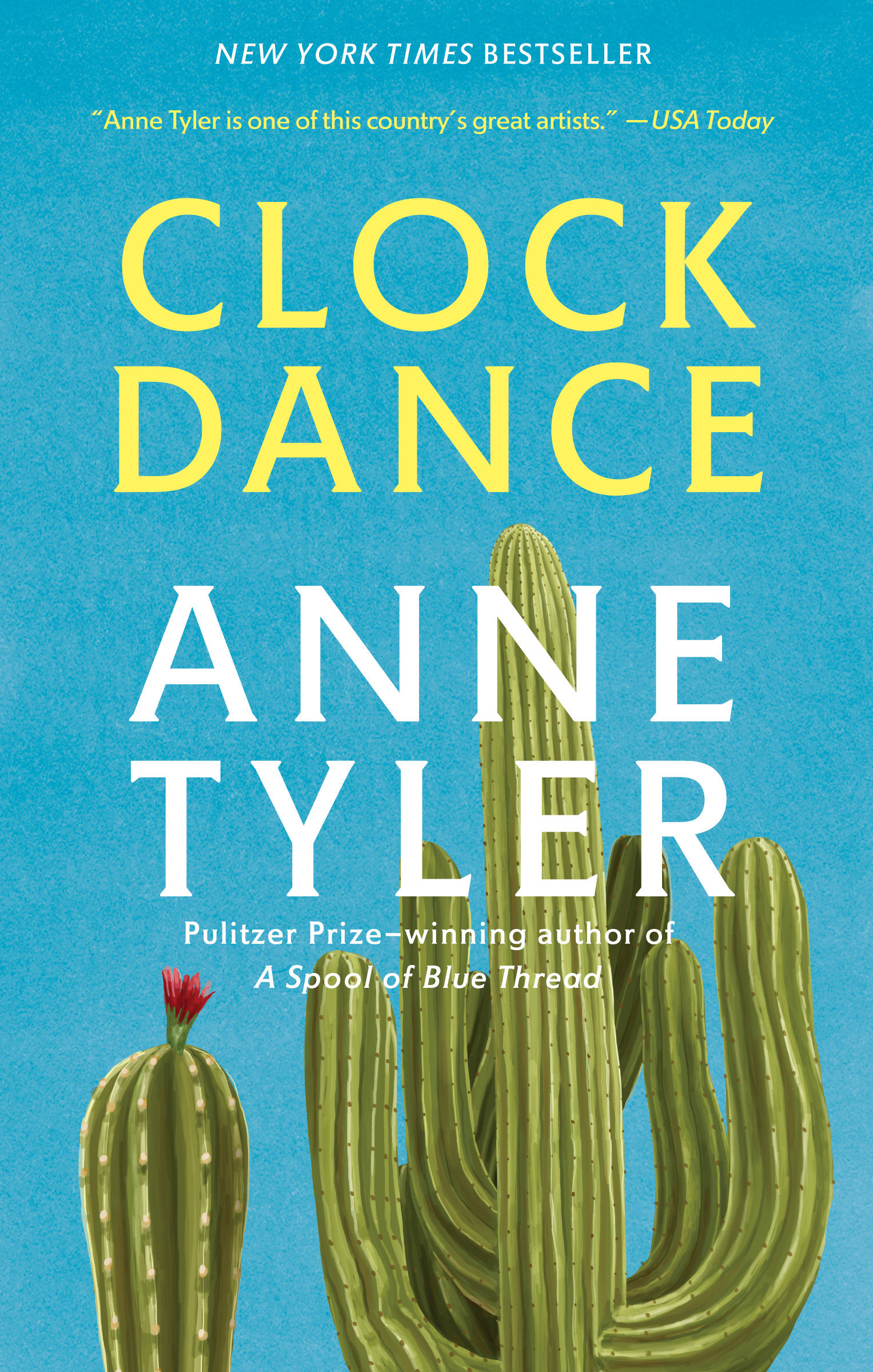 Clock Dance A novel