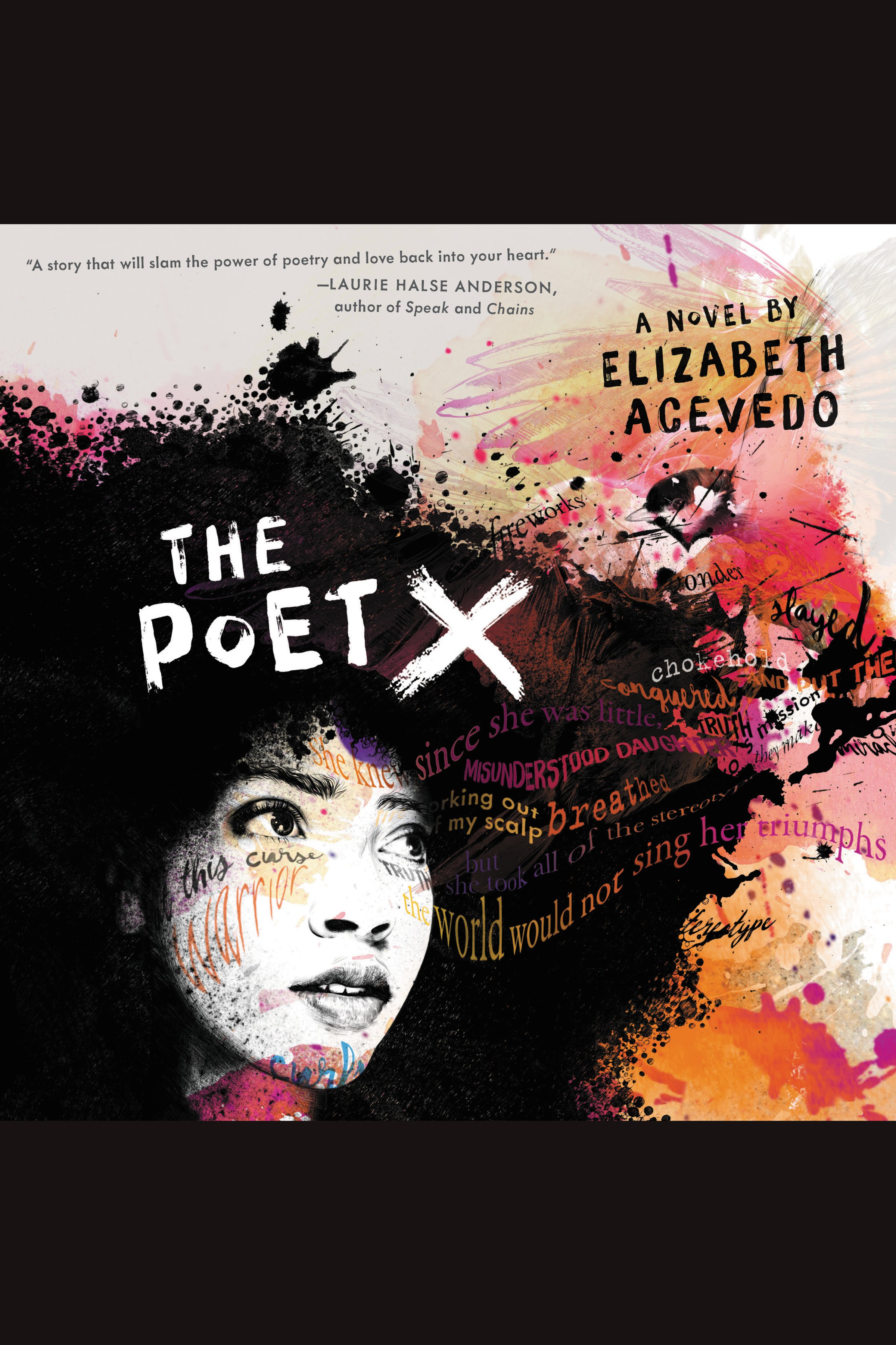 Cover image for Poet X, The [electronic resource] :
