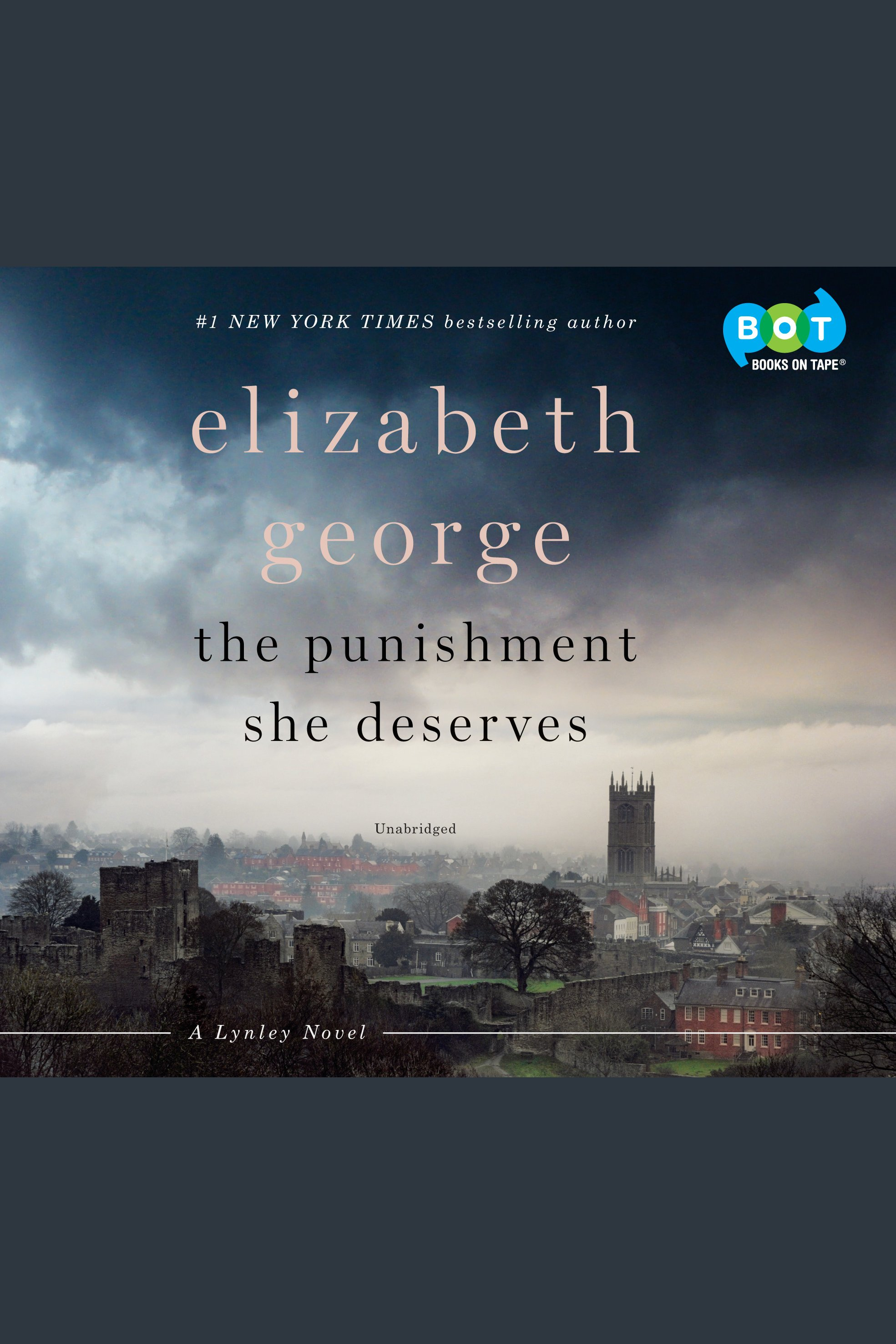 The Punishment She Deserves A Lynley Novel