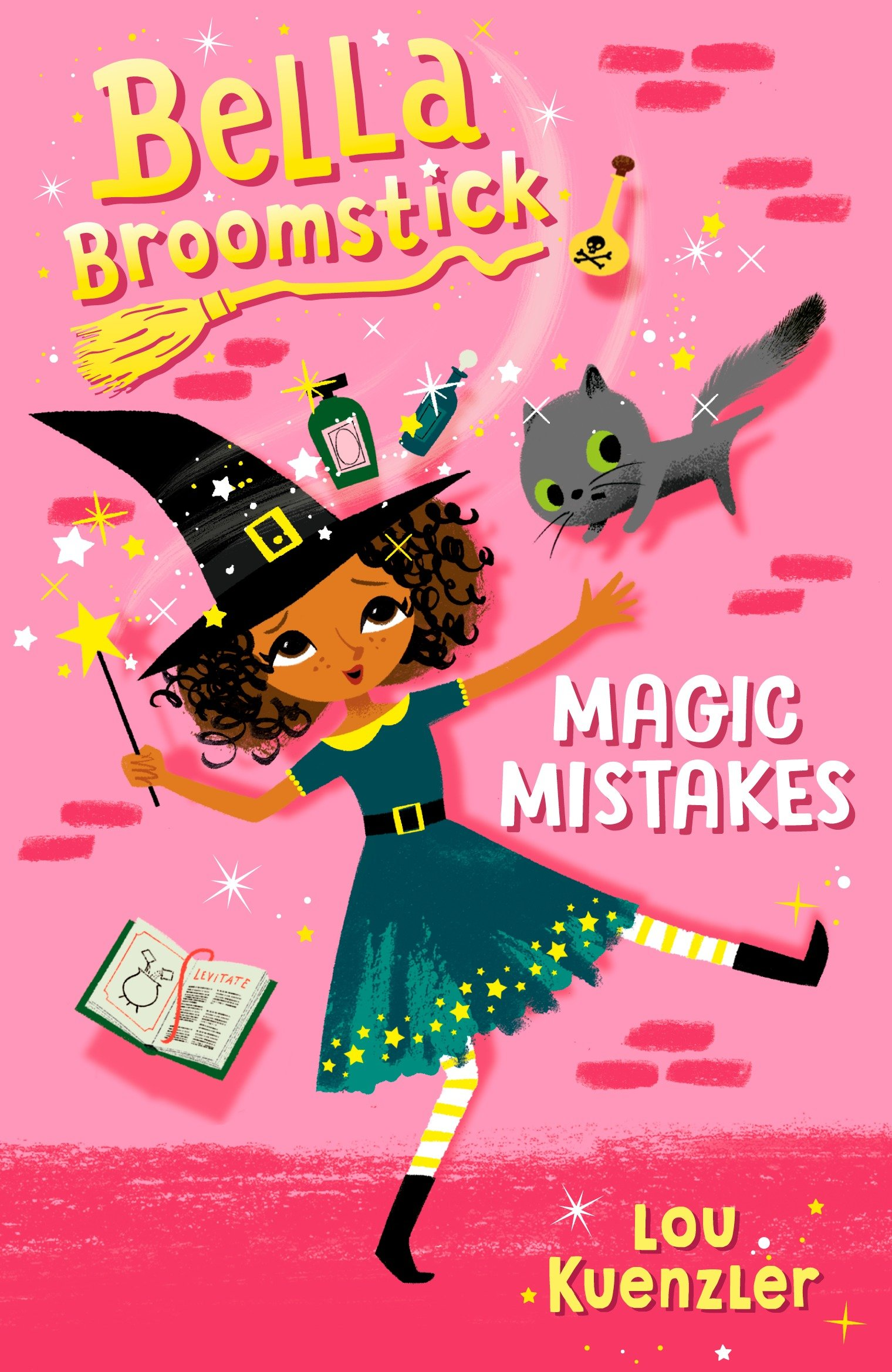 Bella Broomstick #1: Magic Mistakes