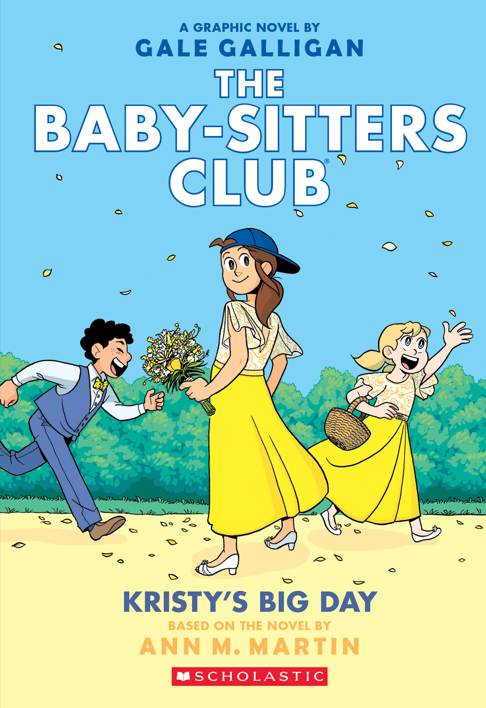 Cover image for Kristy's Big Day (The Baby-sitters Club Graphic Novel #6): A Graphix Book [electronic resource] :
