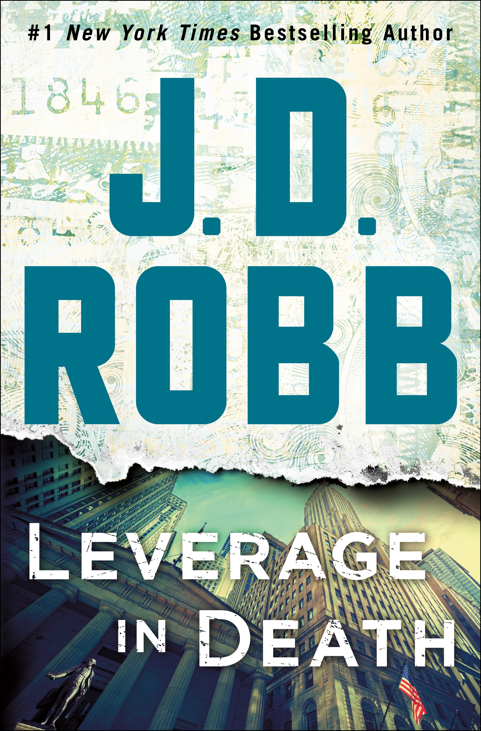 Leverage in Death An Eve Dallas Novel (In Death, Book 47)
