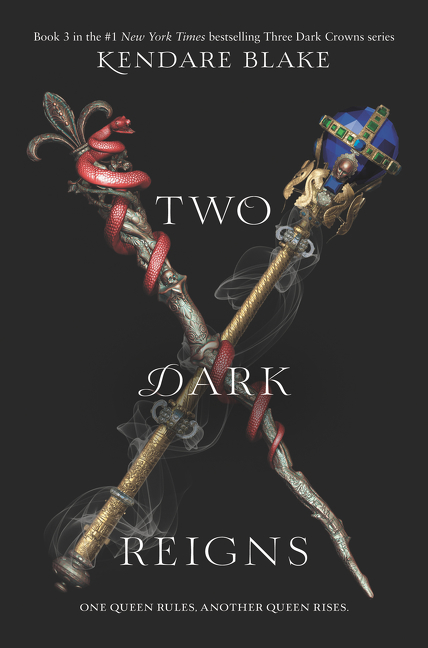Two Dark Reigns [electronic resource]