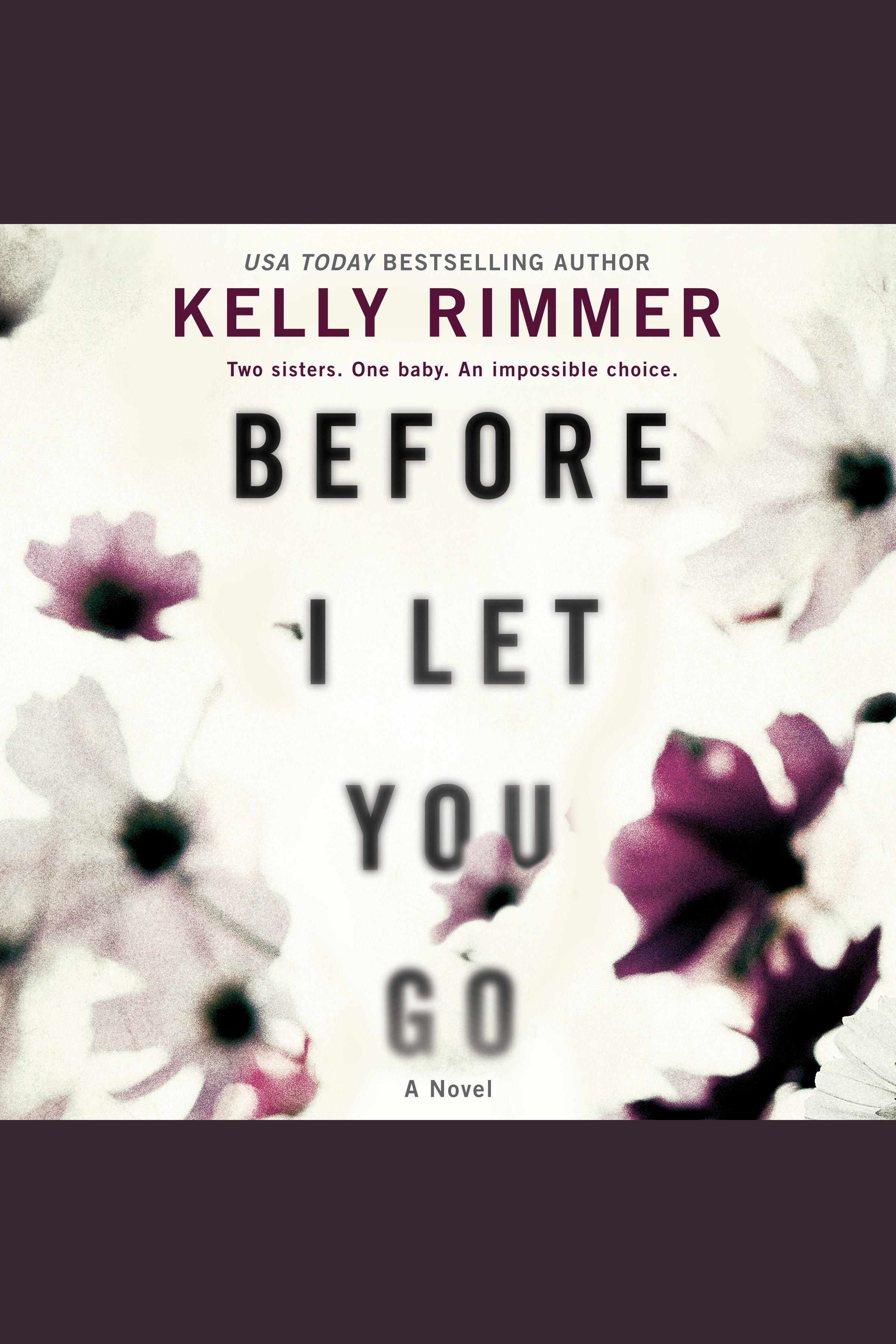 Before I let you go [AudioEbook]
