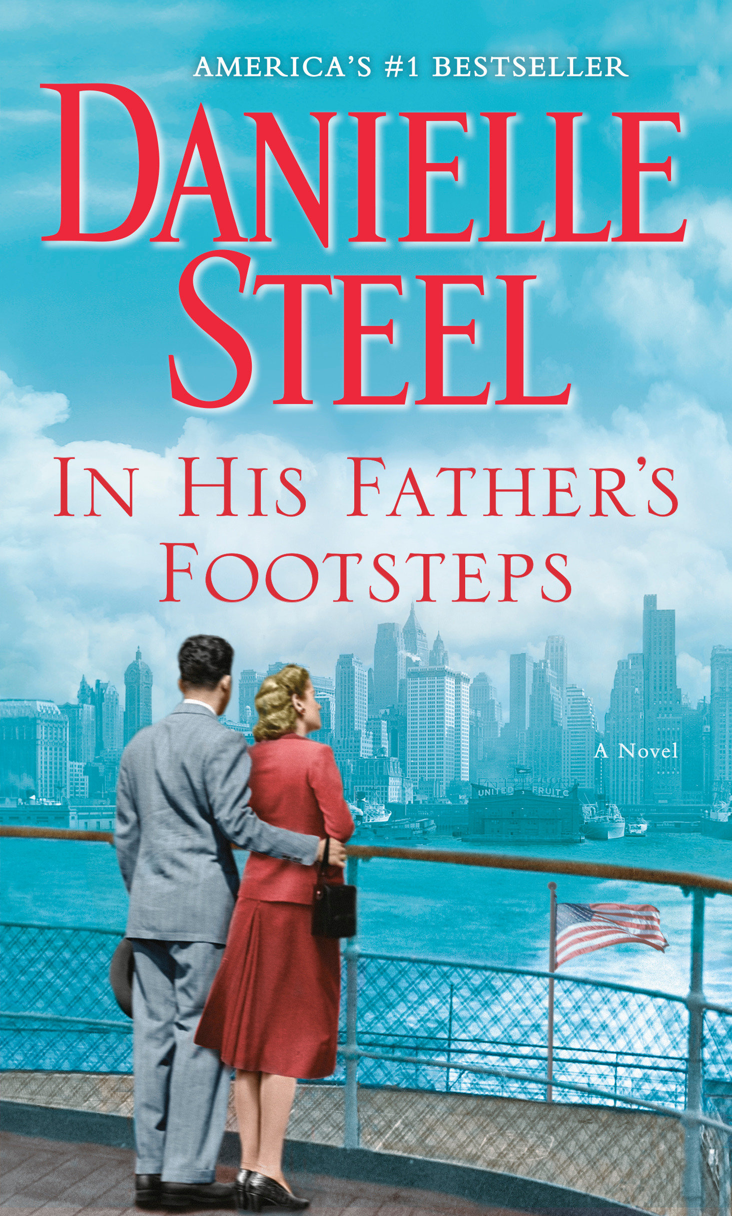 In His Father's Footsteps A Novel