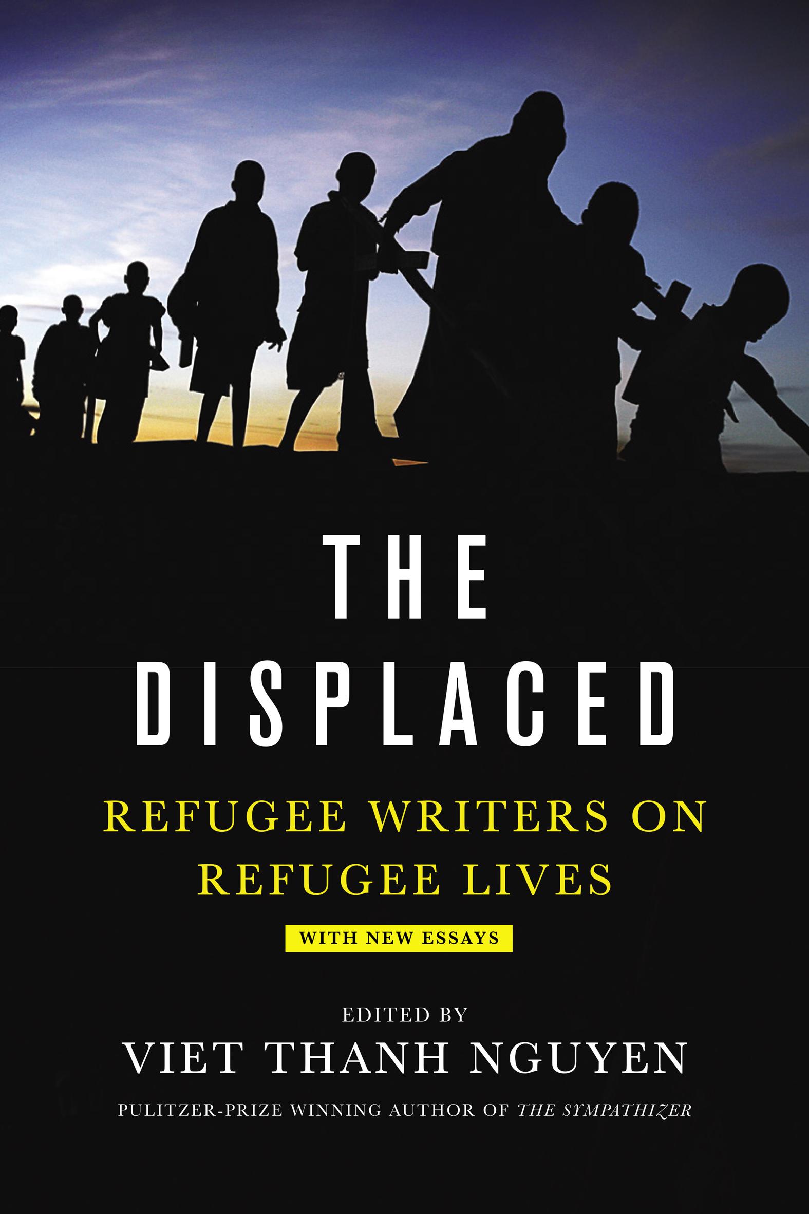 The displaced refugee writers on refugee lives