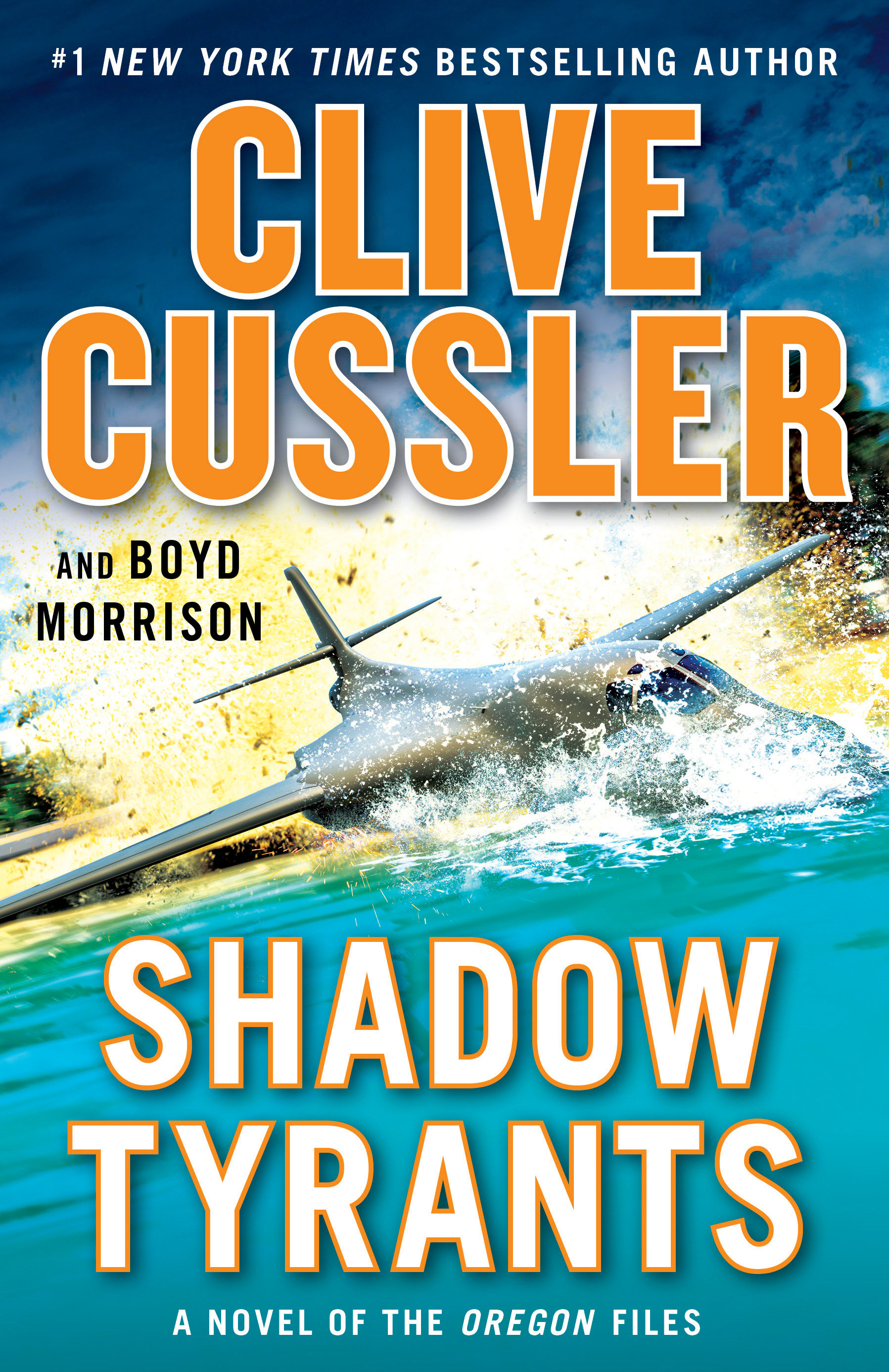 Shadow Tyrants [electronic resource] : Clive Cussler