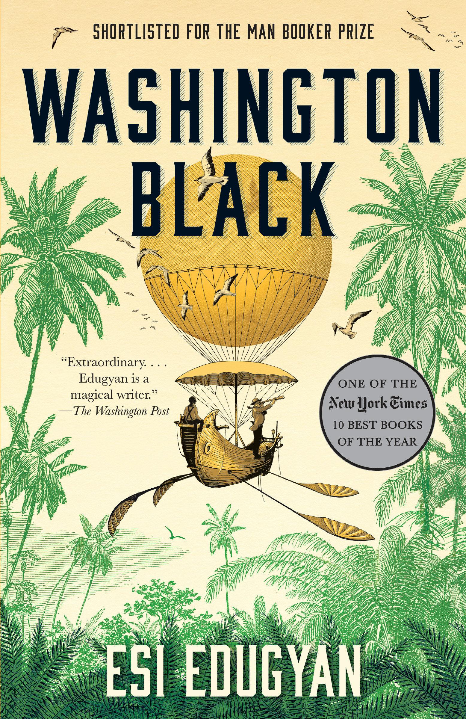 Washington Black A novel